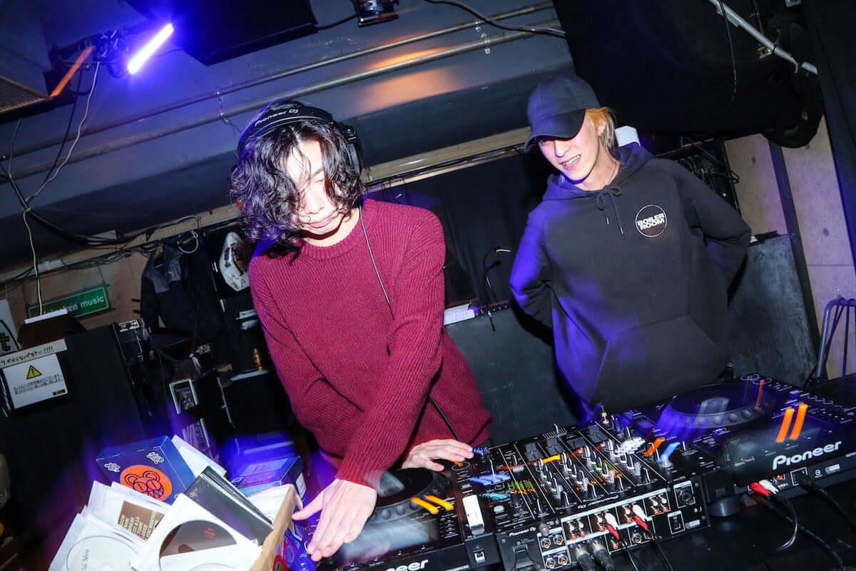 ravenkneeリリースパーティーレポ|東京インディー・シーンを変える夜 music190128_ravenknee_01-1200x800