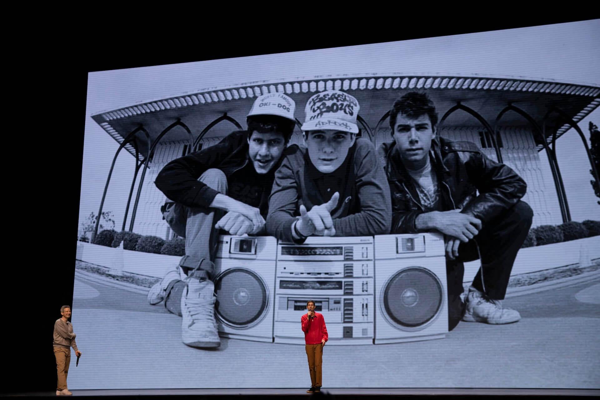 Apple TV+で配信予定のビースティ・ボーイズのドキュメンタリー『Beastie Boys Story』予告編が解禁|スパイク・ジョーンズが監督 art200128_beastieboys_main