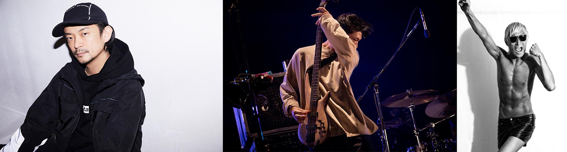 スクエアプッシャー『BE UP A HELLO』リリース前夜祭がタワレコ渋谷で開催決定!真鍋大度、mito、たなしんのトークライブも music200128_squarepusher_14