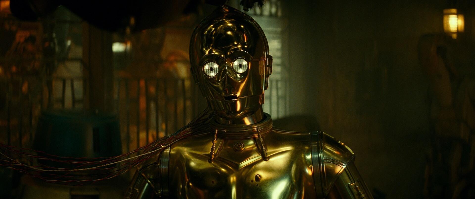 さようなら、C-3PO...『スター・ウォーズ/スカイウォーカーの夜明け』感動の吹替版本編シーンが解禁 film200129_starwars_2