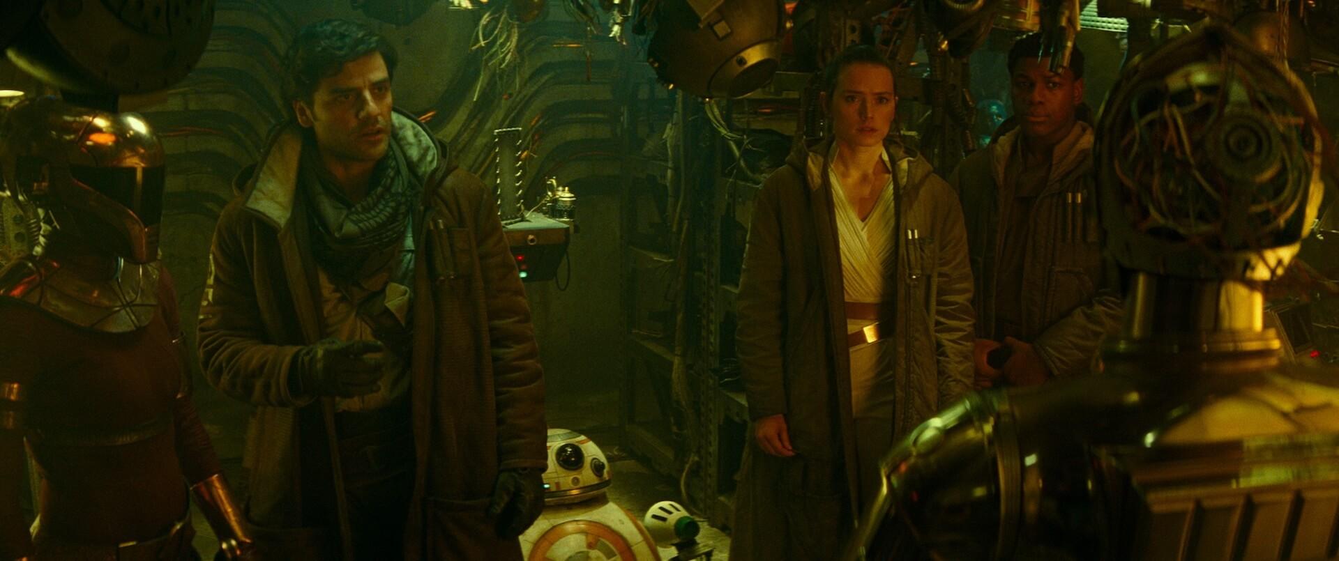 さようなら、C-3PO...『スター・ウォーズ/スカイウォーカーの夜明け』感動の吹替版本編シーンが解禁 film200129_starwars_1