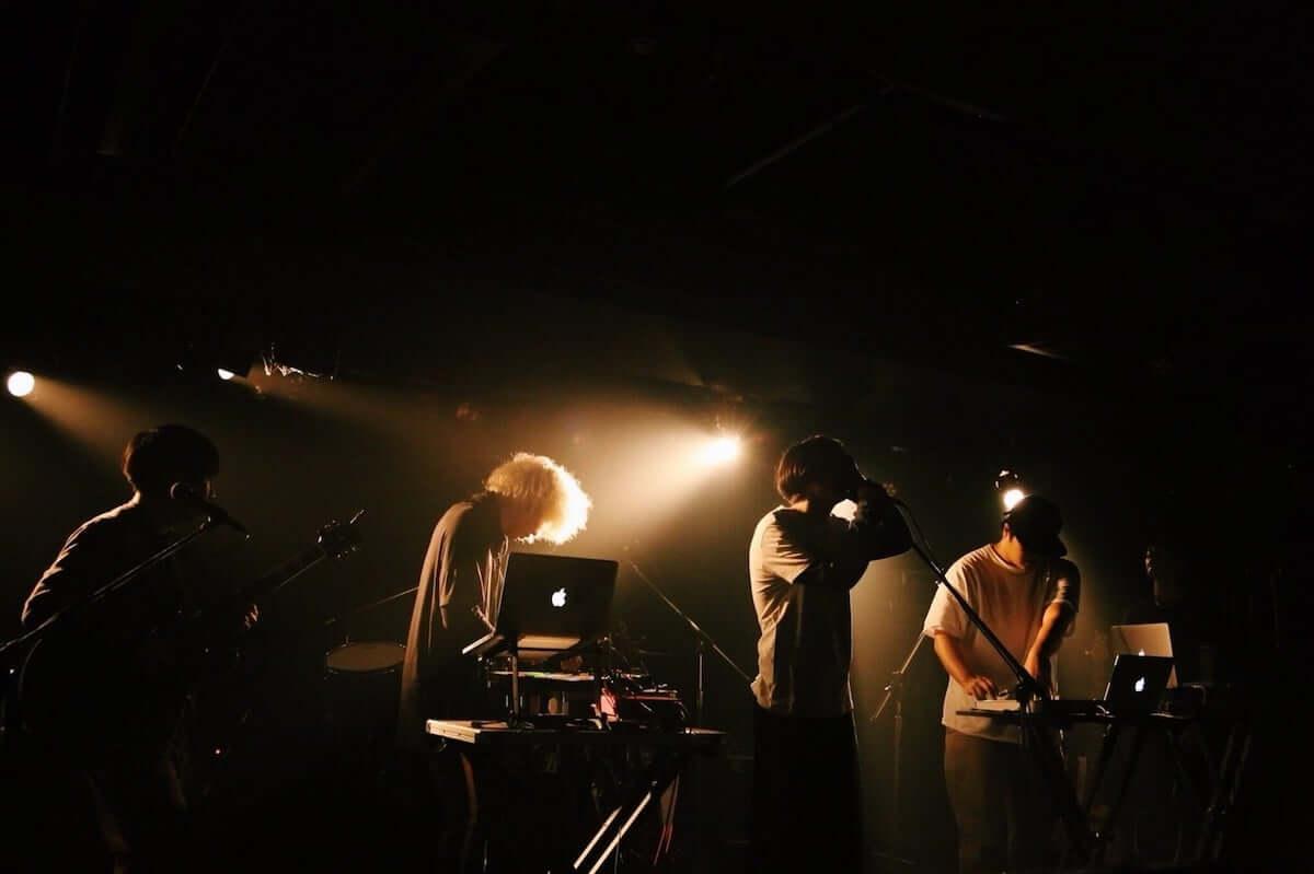 ravenkneeリリースパーティーレポ|東京インディー・シーンを変える夜 music190130_ravenknee_07-1200x799