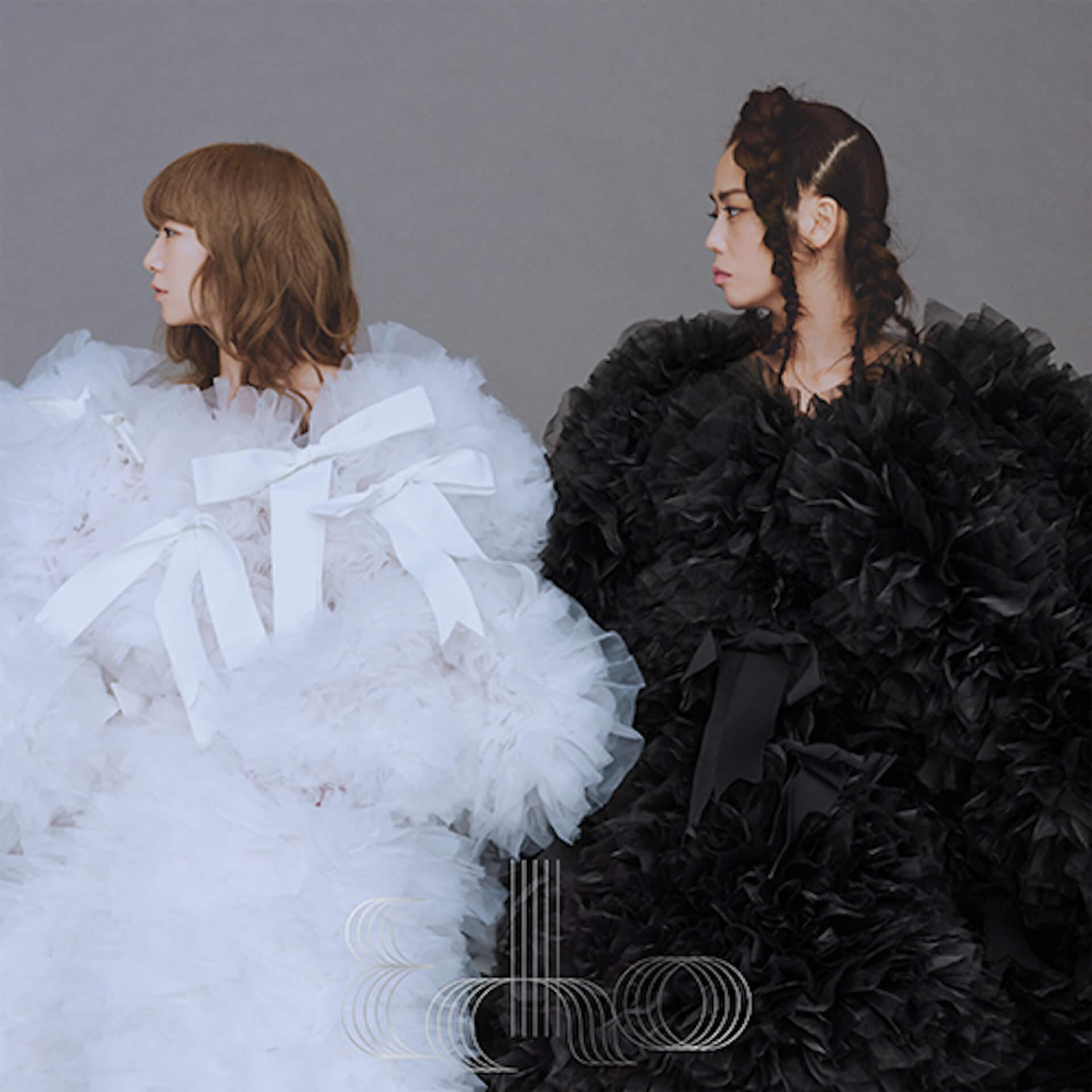Chara+YUKI、本日リリースのシングル「楽しい蹴伸び」のMVを公開 MV共演は21年ぶり music200131_charayuki_1