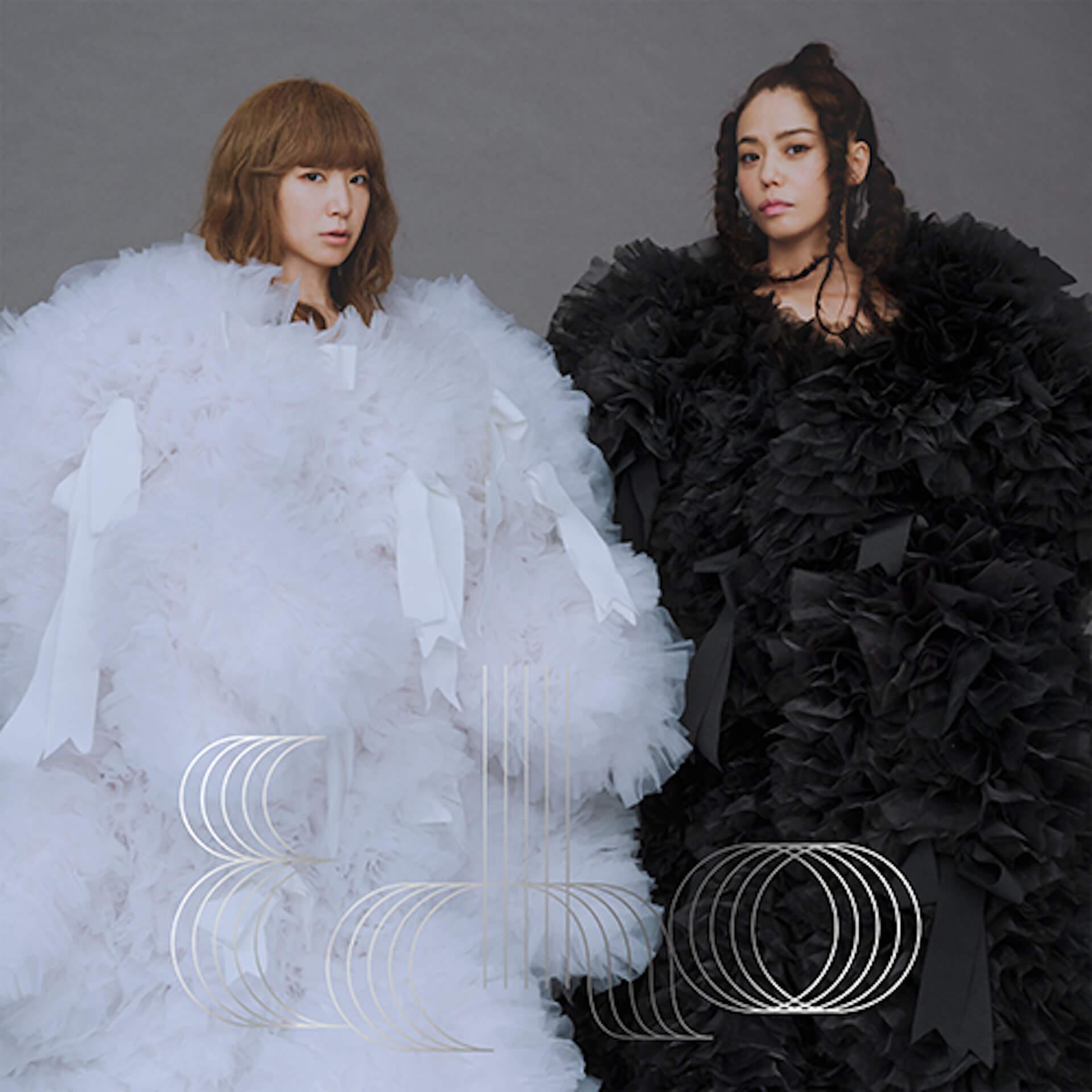 Chara+YUKI、本日リリースのシングル「楽しい蹴伸び」のMVを公開 MV共演は21年ぶり music200131_charayuki_4
