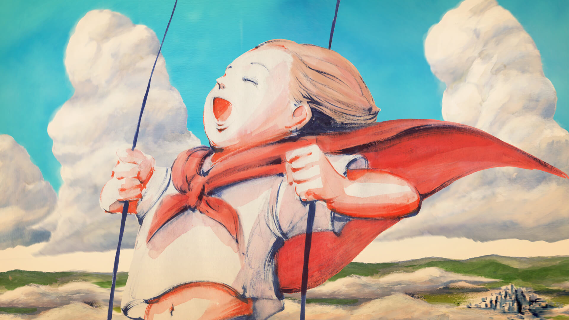 米津玄師「パプリカ」セルフカバーが配信決定!明日ついにアリーナツアー<米津玄師 2020 TOUR / HYPE>スタート music200131_yonezukenshi_paprika_3