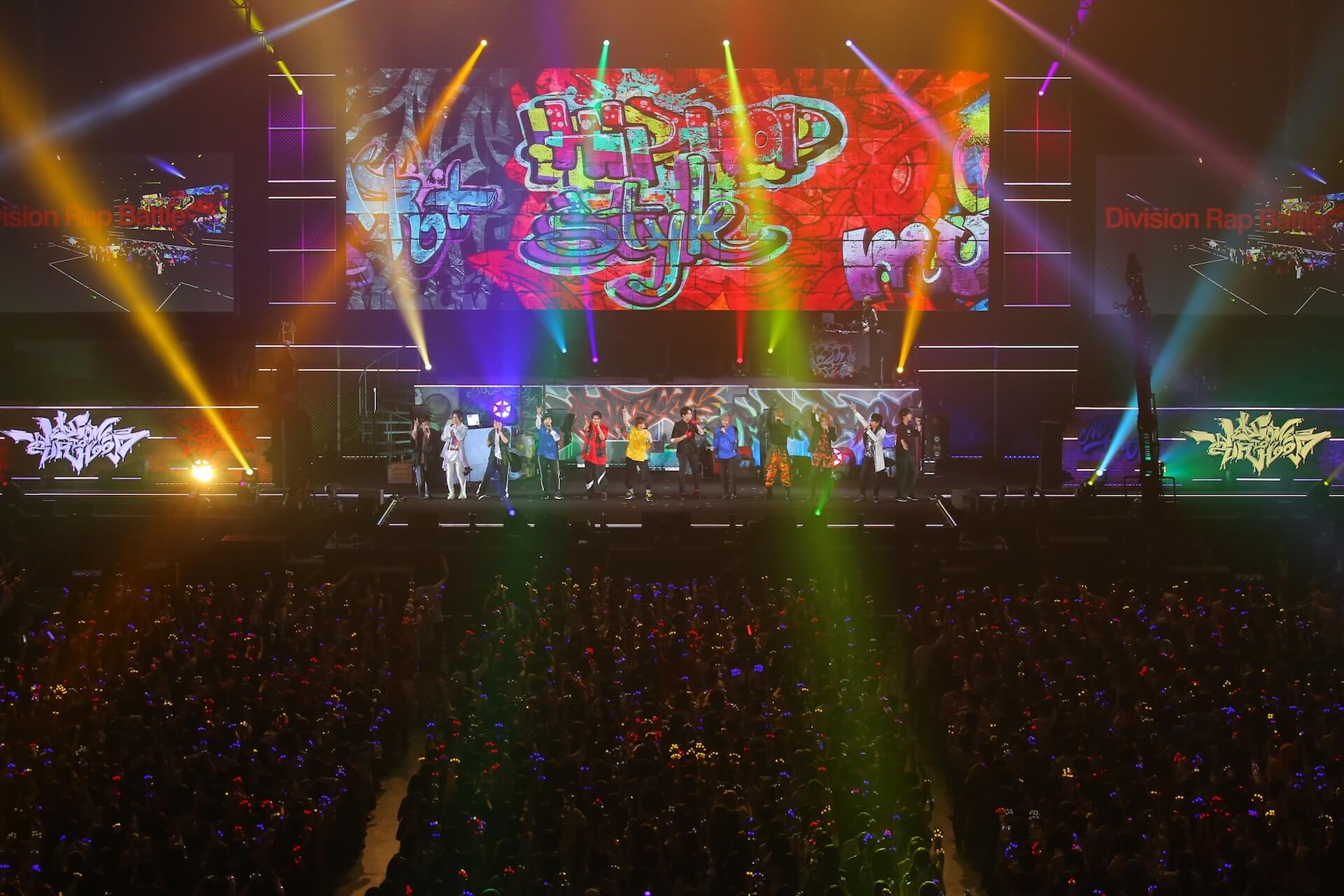 ヒプノシスマイク5thライブにZeebra、Creepy Nuts、nobodyknows+出演決定!4thライブのBlu-ray&DVD発売も art200205_hypnosismic_live_1