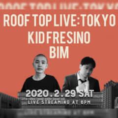 rooftop live tokyo