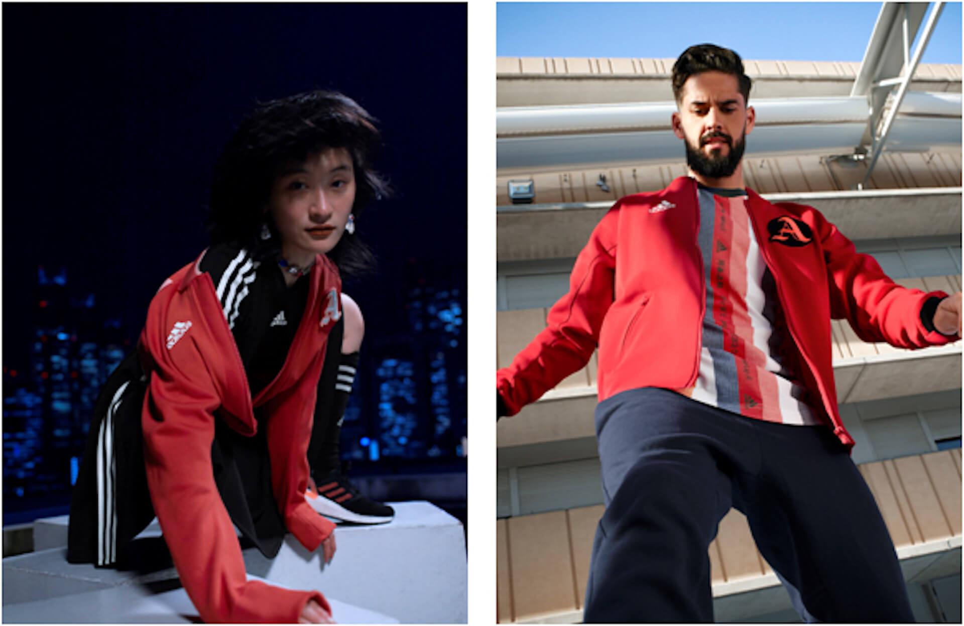 「adidas Athletics」SS20コレクションが発売!キャンペーンビジュアルを務めるコムアイのイメージフィルム本日公開 lf200206_addidasathletics_04