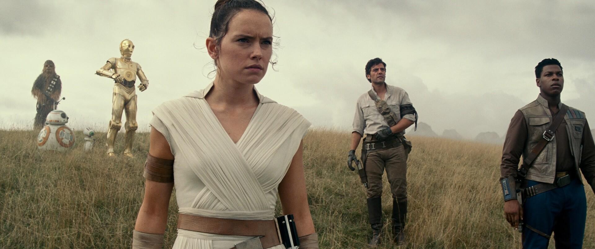 IMAXで、4DXでリピーター続出!『スター・ウォーズ/スカイウォーカーの夜明け』興収が驚異の70億円突破! film200207_starwars_1
