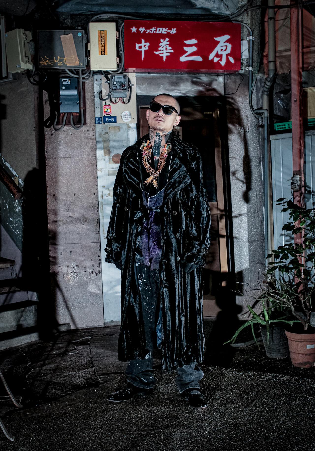 JNKMNが1stソロ・アルバム『JNKMN NOW』をリリース|BADSAIKUSH、G PLANTS、DOGMA、Awich、kZmらが参加 music200207-jnkmn-1