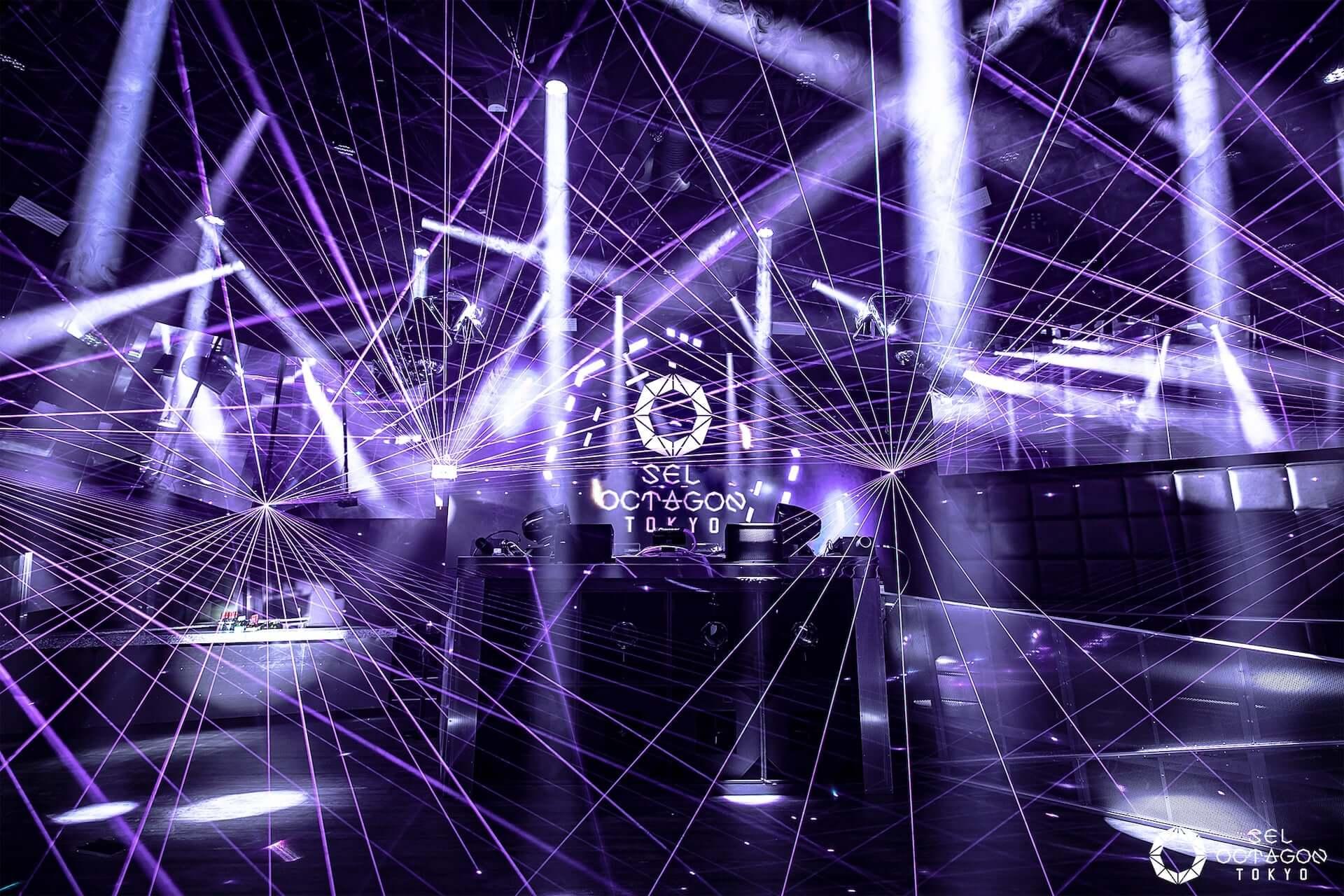 六本木SEL OCTAGON TOKYOが祝1周年!アニバーサリー・パーティーにLost Frequencies、MAKIDAI、SODAらが出演決定 music200212_seloctagon_1-1-1920x1280