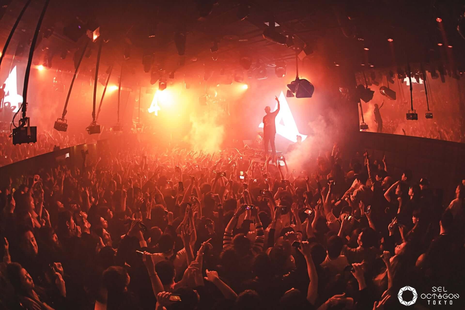 六本木SEL OCTAGON TOKYOが祝1周年!アニバーサリー・パーティーにLost Frequencies、MAKIDAI、SODAらが出演決定 music200212_seloctagon_8-1920x1280