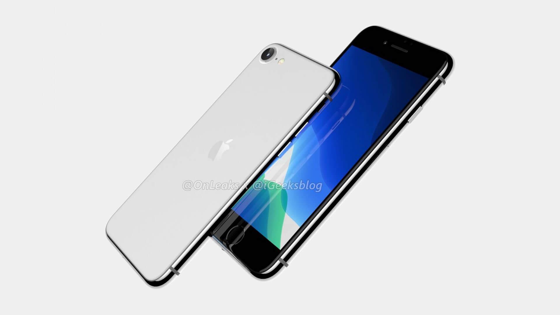 iPhone SE 2、ついに本格生産開始か!フラッグシップモデルiPhone 12の生産は遅れる見込み? tech200213_iphonese2_1