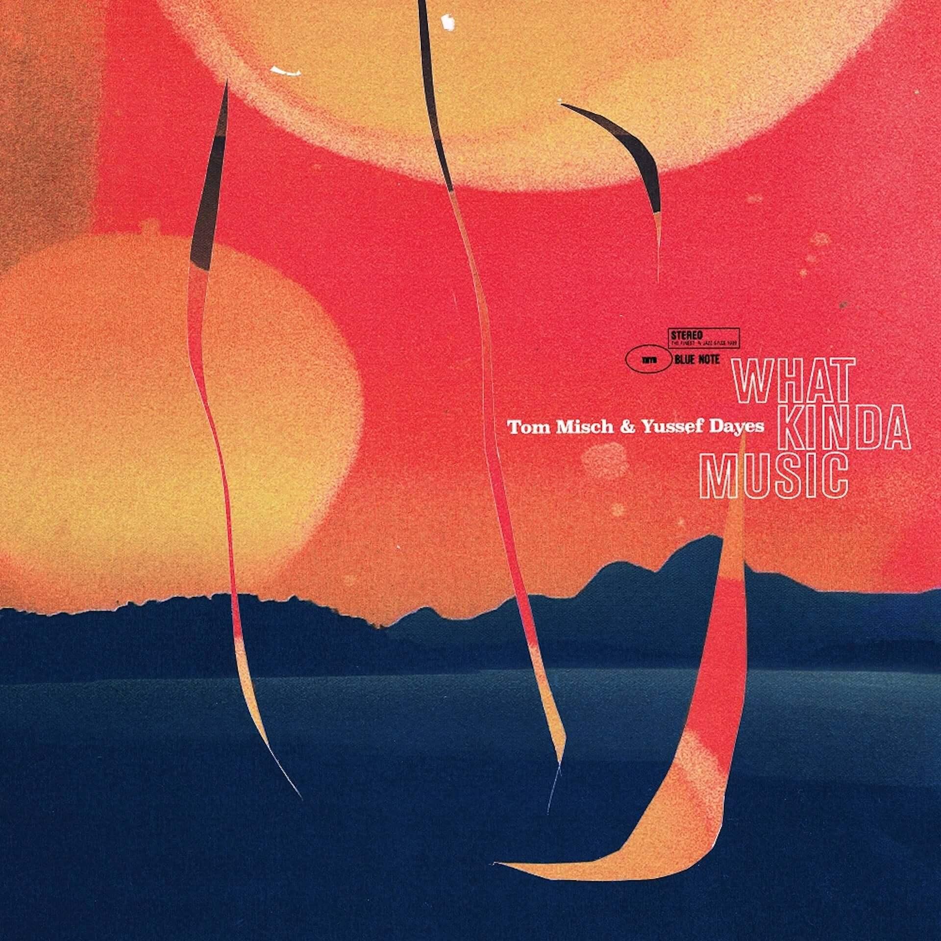 Tom Mischと天才ドラマーYussef Dayesのコラボアルバム『What Kinda Music』からタイトルトラックのMVが解禁!2人のコメントも到着 music200213_whatkindamusic_2-1920x1920