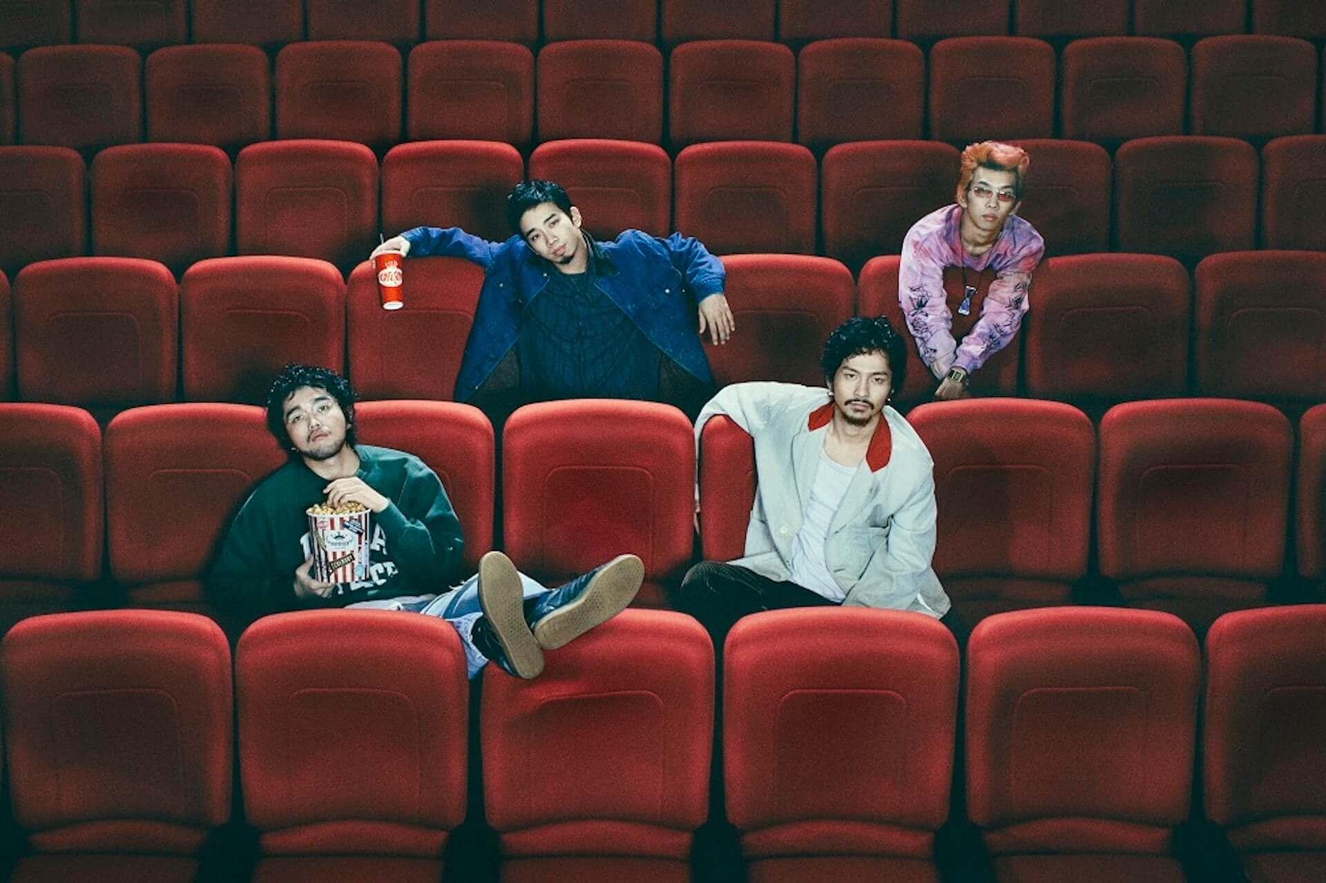 King Gnu『CEREMONY』収録の「どろん」MVを明日プレミア公開!劇場版『スマホを落としただけなのに』主題歌 music200213_kinggnu_mv_3