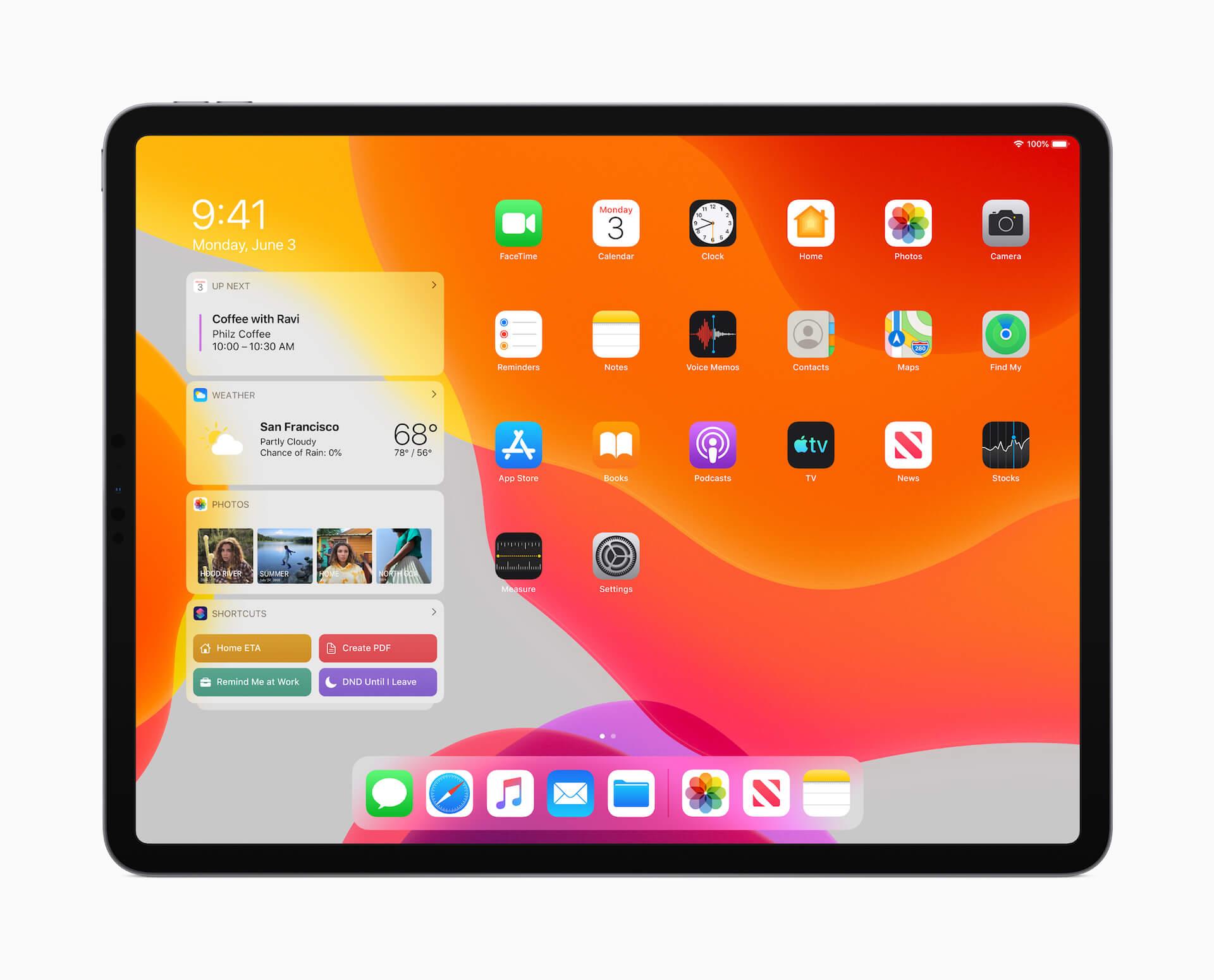 5Gにも対応するiPad Proが今年秋に登場?新型iPhoneも5G対応か tech200214_ipadpro_main