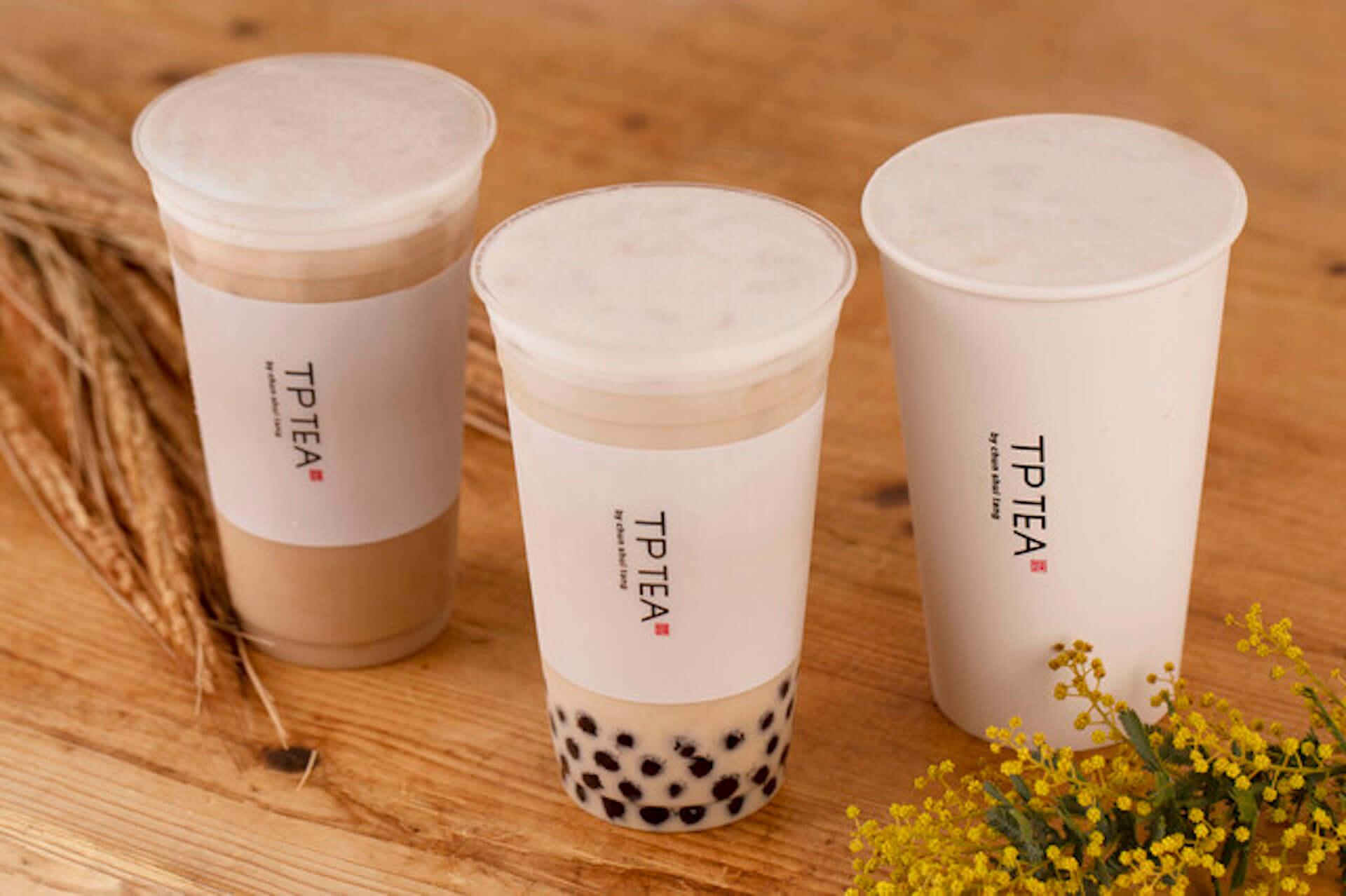 タピオカミルクティー発祥・TP TEAから春薫る『タピオカ桜ラテ』が3月末まで限定販売!『タピオカ麦茶ラテ』など新たなアレンジティーも gourmet200214_tptea_3-1-1920x1278