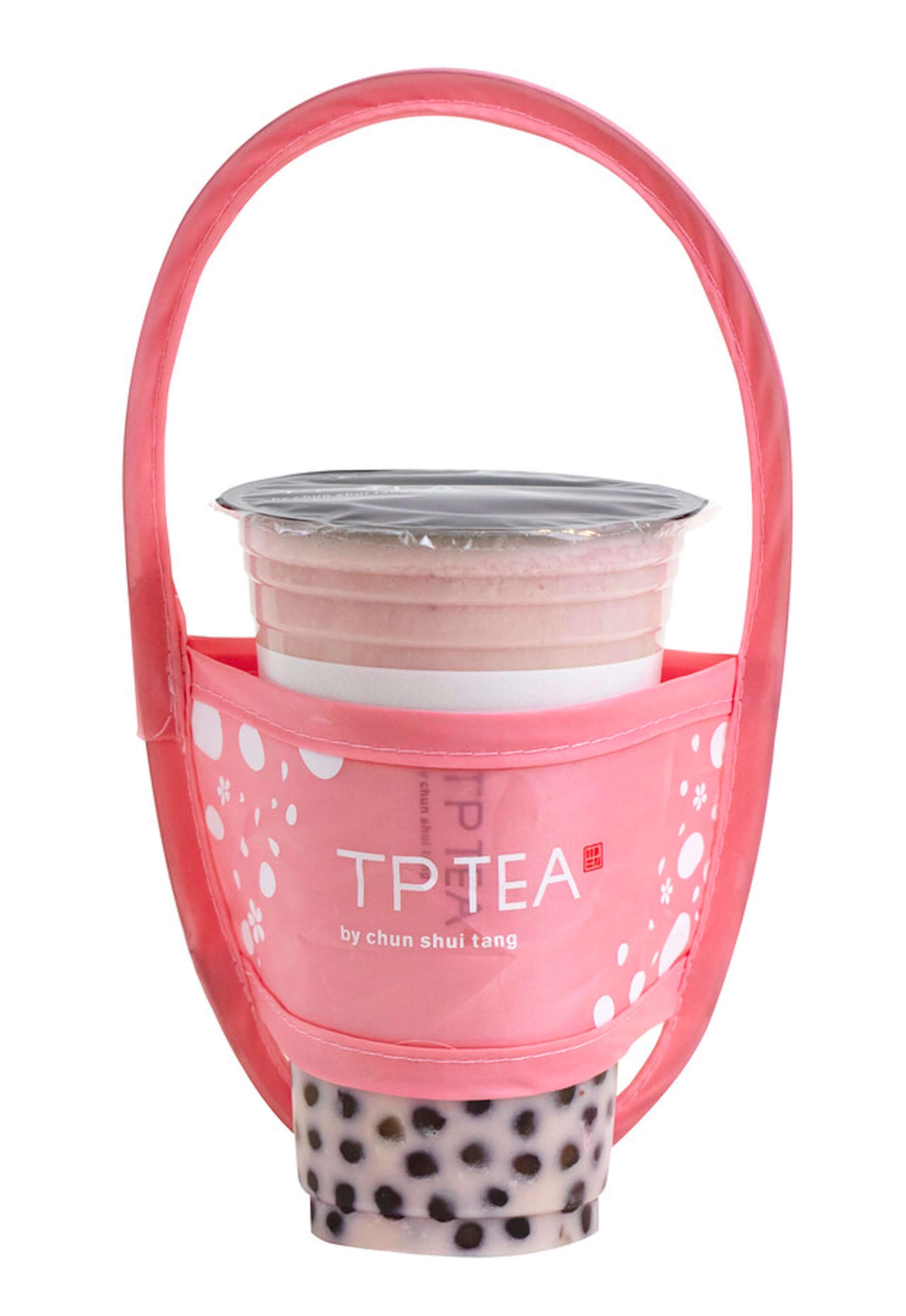 タピオカミルクティー発祥・TP TEAから春薫る『タピオカ桜ラテ』が3月末まで限定販売!『タピオカ麦茶ラテ』など新たなアレンジティーも gourmet200214_tptea_5-1-1920x2790