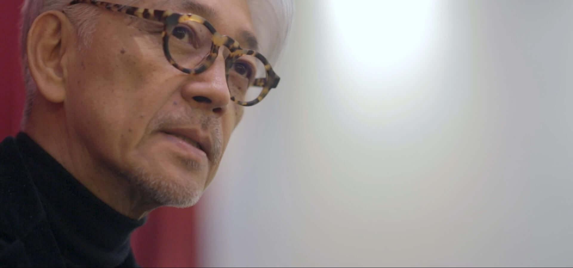 坂本龍一との共演でも知られるダムタイプのメンバー・高谷史郎の初ドキュメンタリー映画『DUMB TYPE 高谷史郎ー自然とテクノロジーのはざま』の劇場公開が決定 film200217_shirotakatani_10-1920x898
