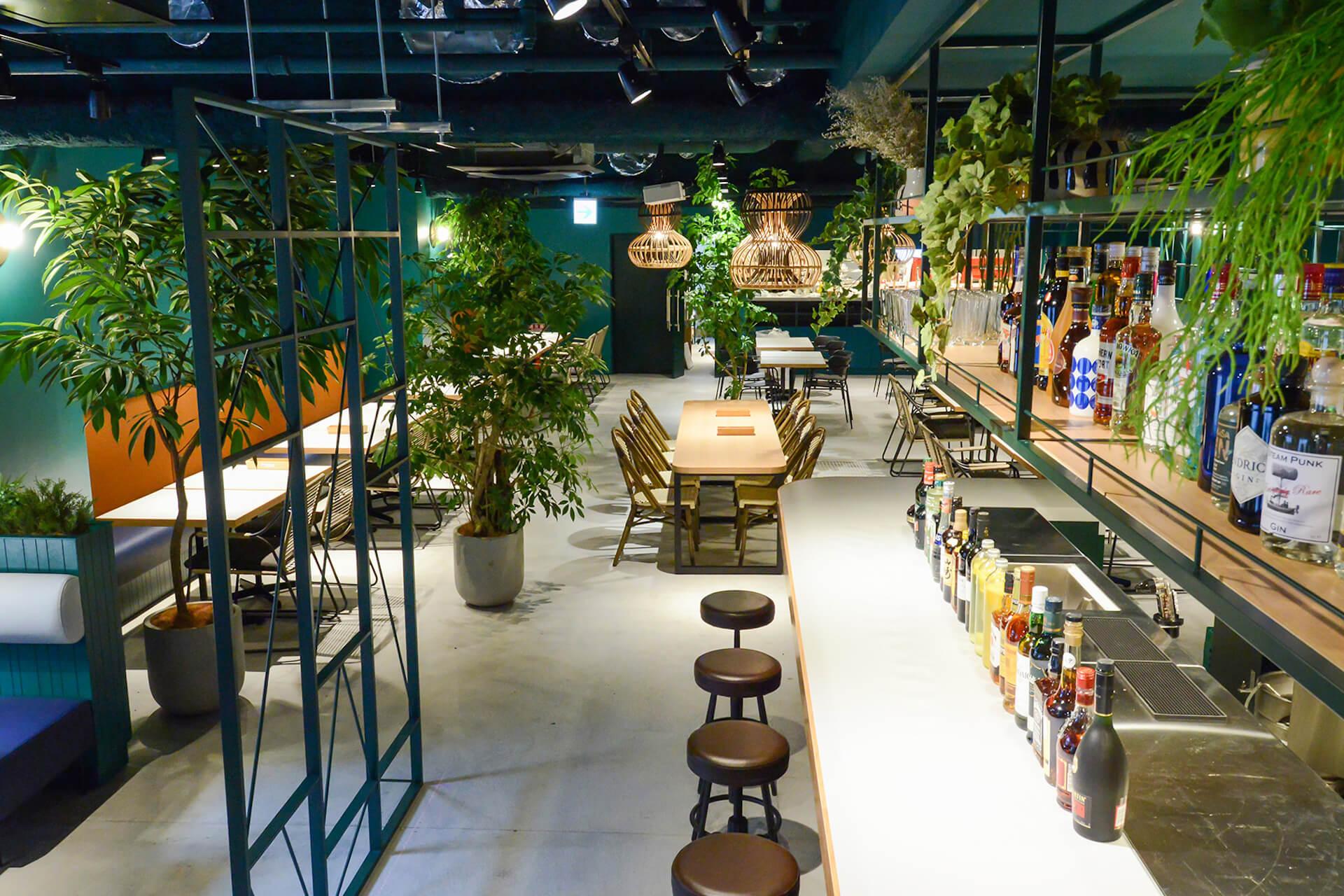 桜風呂や食べられる桜など限定メニューも!インドア花見「SAKURA CHILL BAR」が渋谷で期間限定開催決定 gourmet200218_sakurachill_08