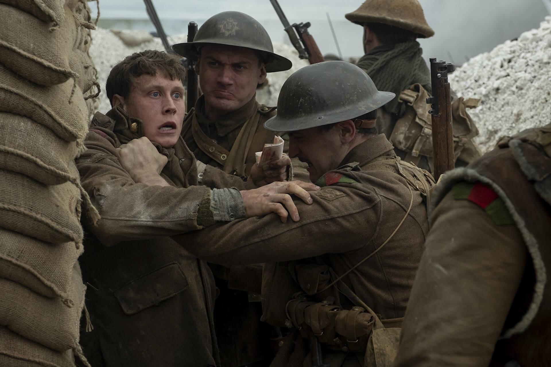 『1917 命をかけた伝令』でアカデミー賞を受賞したロジャー・ディーキンスと監督サム・メンデスが語るワンカット撮影のこだわりとは? film200220_1917maiking_12