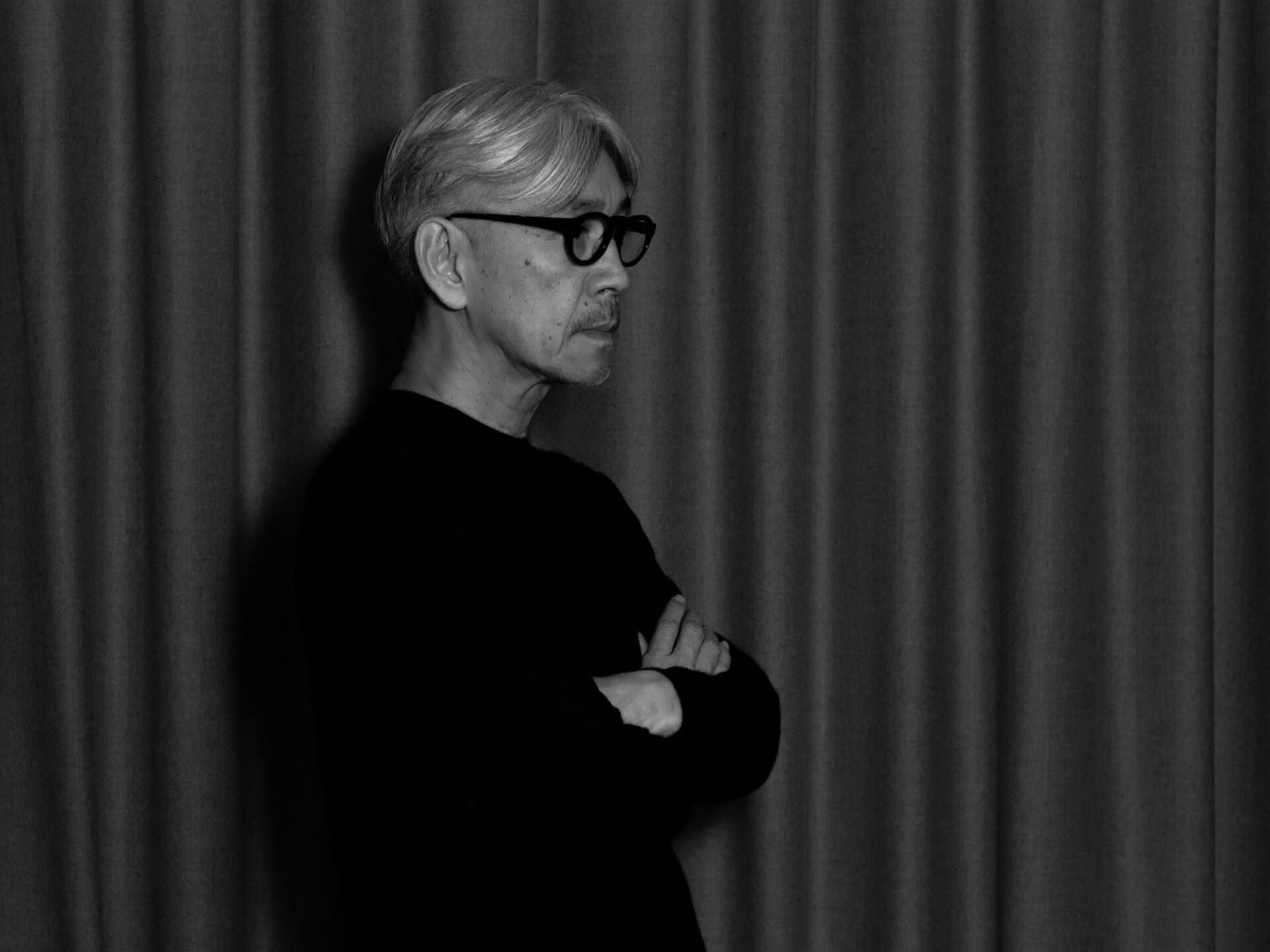 坂本龍一が2019年に制作した音楽の総集アナログ盤『Ryuichi Sakamoto 2019』が限定200点で発売決定 music200221_sakamotoryuichi_1
