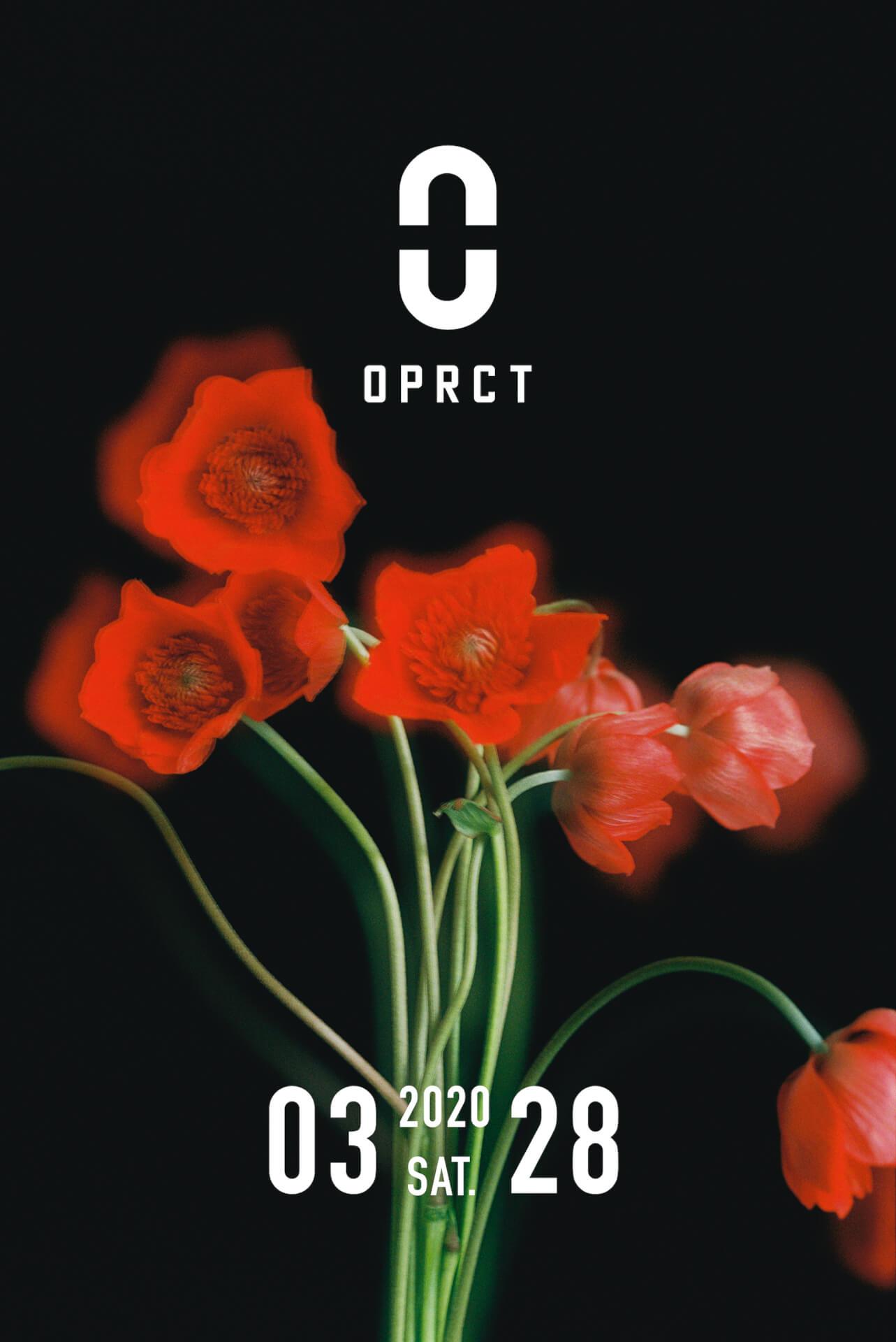 ビルまるごとカルチャーづくし!音楽、アート、ファッション、フードが一挙に集まったイベント<OPRCT>が代々木上原で開催決定 ac200221_oprct_01