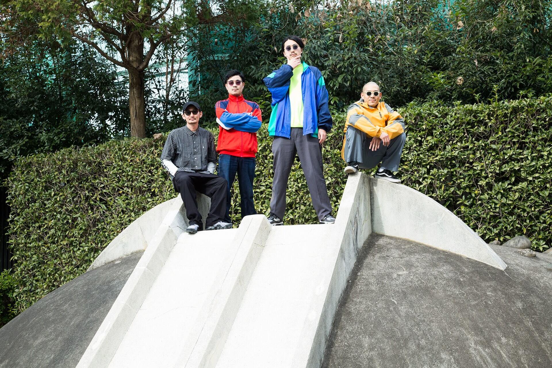 TOKYO HEALTH CLUBが4年ぶりにアルバム『4』をリリース!羊文学Vo.塩塚モエカ、CHAPAHが客演 music200227_tokyohealthclub_03