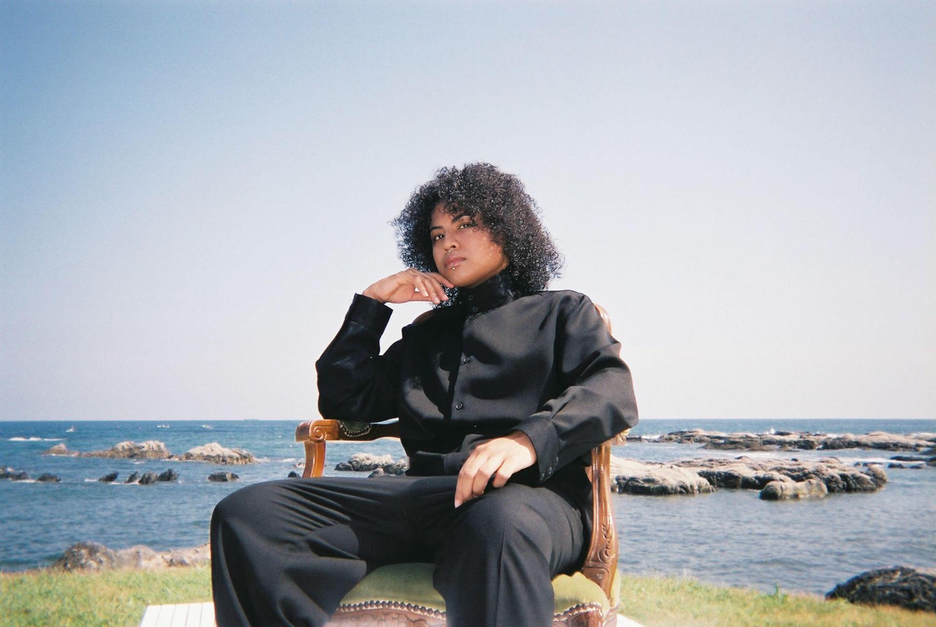 期待の新星ラッパーなみちえが自主制作盤『毎日来日』をデジタルリリース music200228_namichie_1