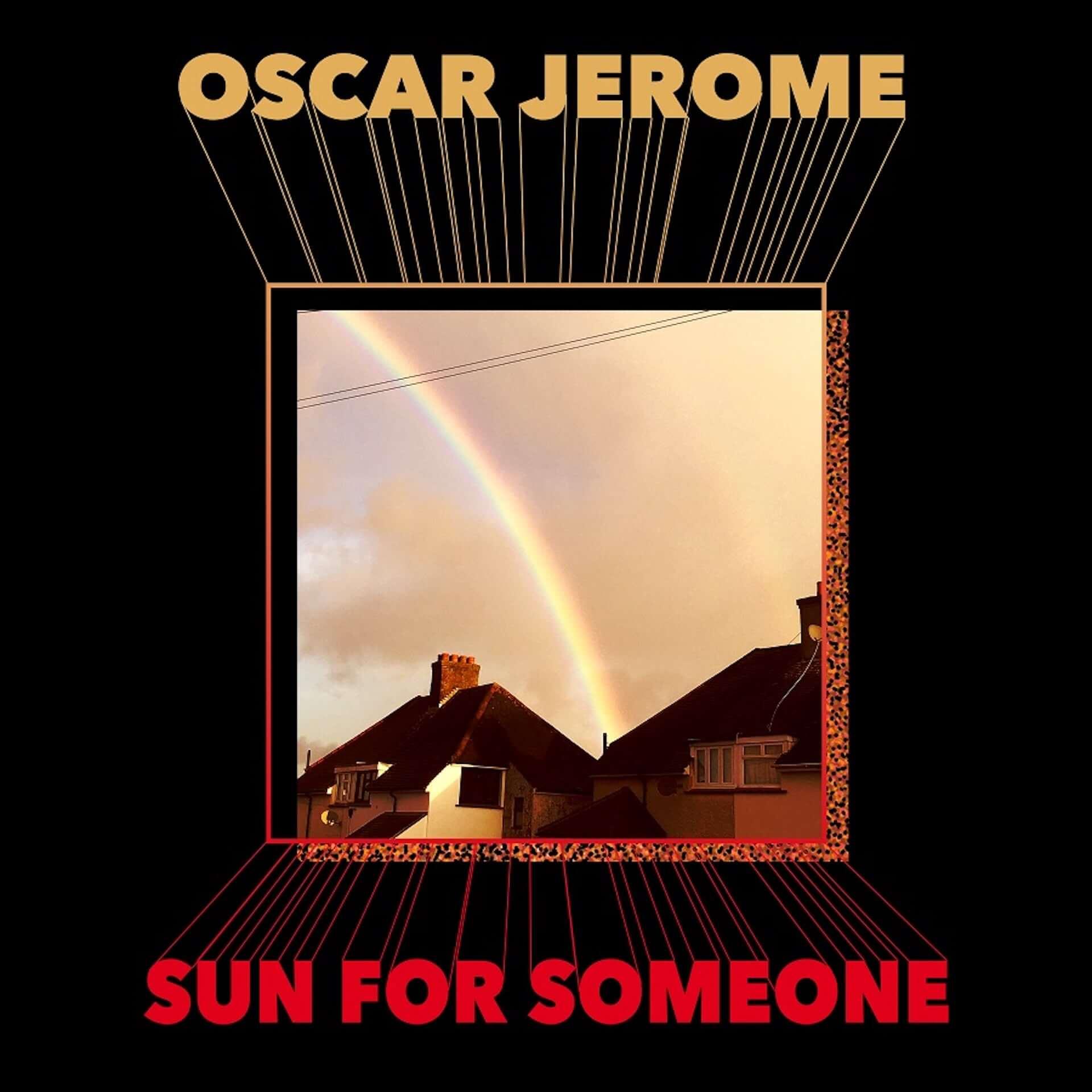 初来日を控えたサウスロンドンのジャズシーン筆頭Oscar Jeromeが新曲「Sun For Someone」を発表!「人類絶滅こそがこの地球という惑星にとって良い」 music200227_oscarjerome_1-1920x1920