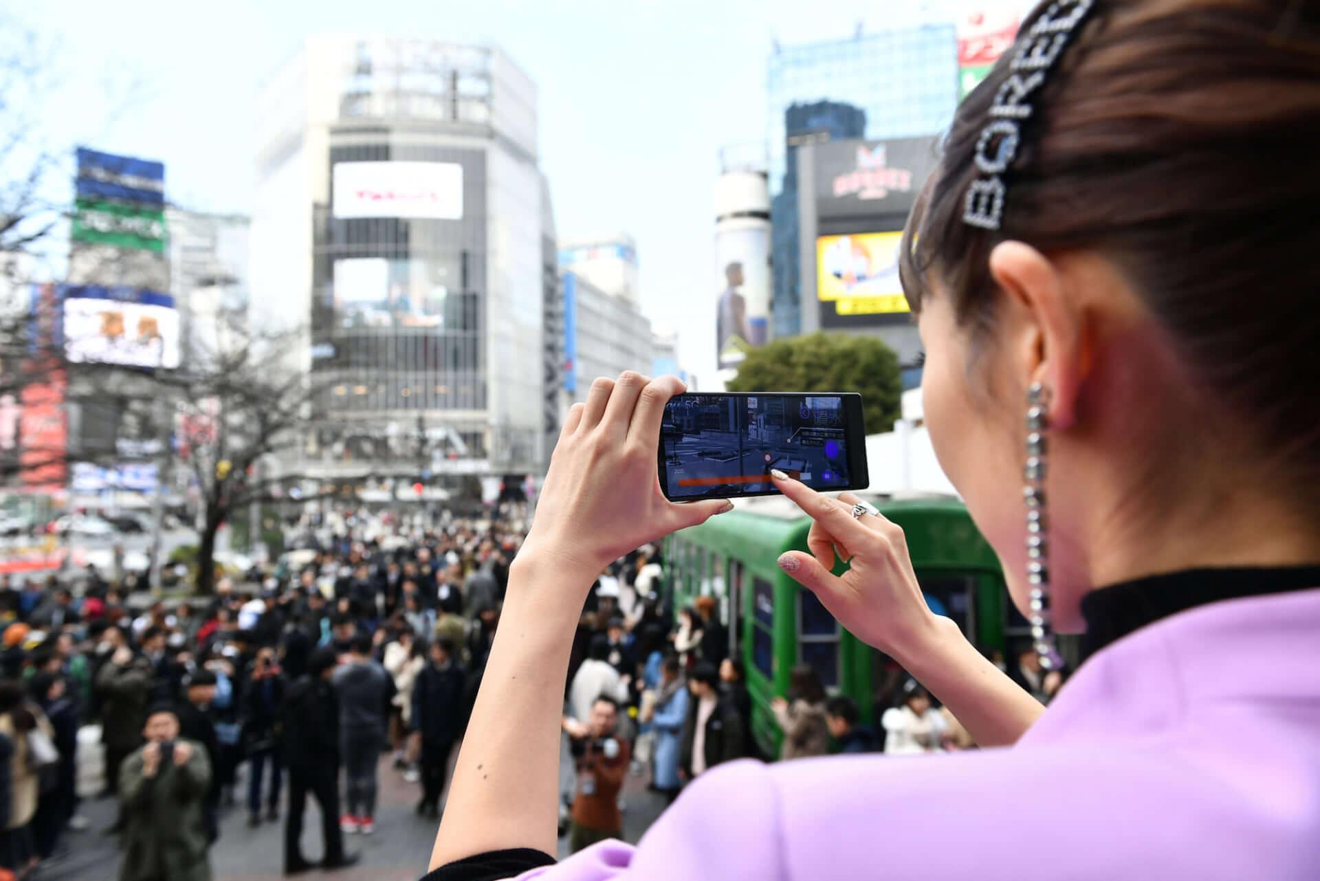 渋谷が5G×エンタメで盛り上がる!「渋谷5Gエンターテイメントプロジェクト」始動|キックオフパーティーにダレン・エマーソン、Licaxxxら登場 music200128_5g_0004-1920x1281