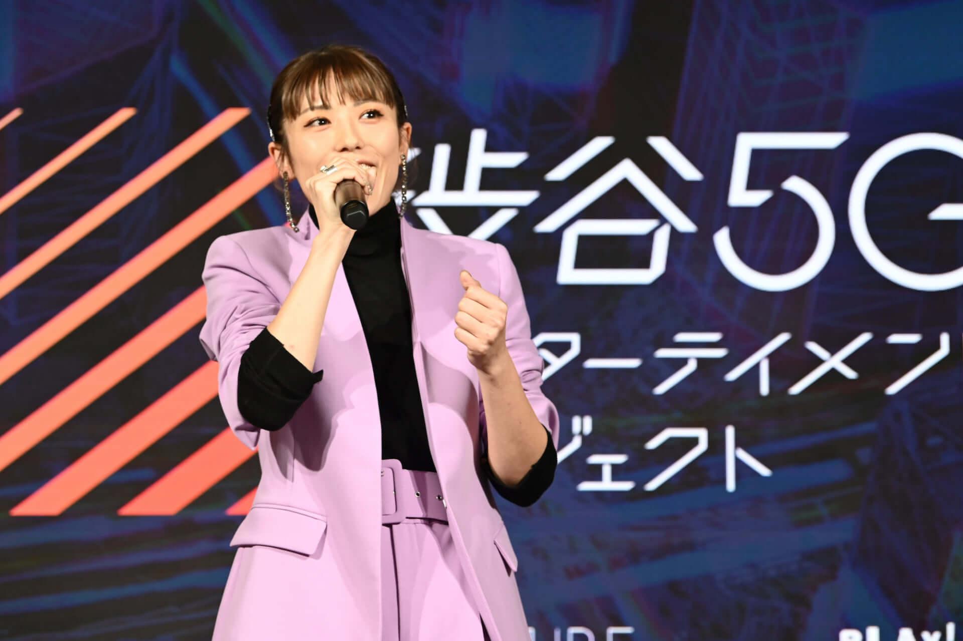 渋谷が5G×エンタメで盛り上がる!「渋谷5Gエンターテイメントプロジェクト」始動|キックオフパーティーにダレン・エマーソン、Licaxxxら登場 music200128_5g_4212-1920x1279