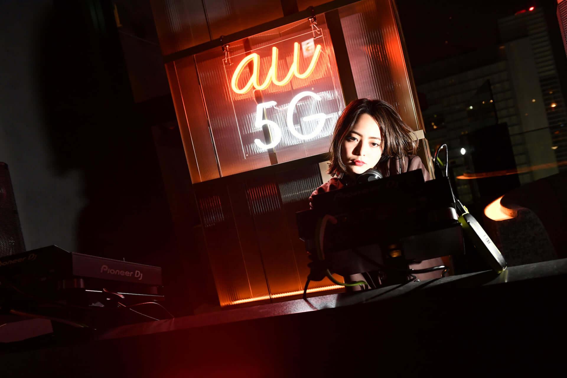 渋谷が5G×エンタメで盛り上がる!「渋谷5Gエンターテイメントプロジェクト」始動|キックオフパーティーにダレン・エマーソン、Licaxxxら登場 music200128_5g_0278-1920x1281