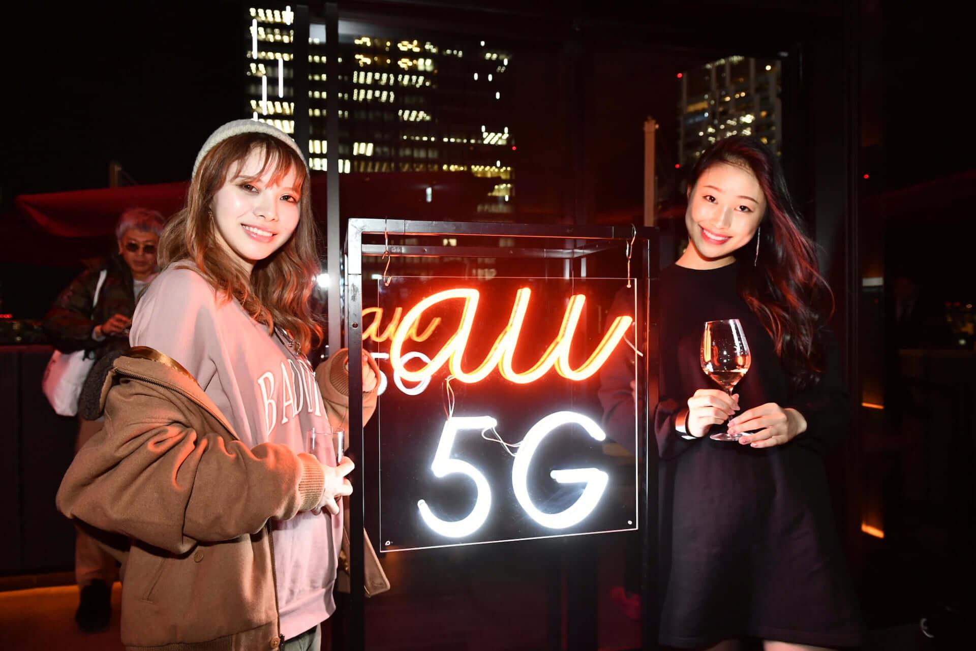渋谷が5G×エンタメで盛り上がる!「渋谷5Gエンターテイメントプロジェクト」始動|キックオフパーティーにダレン・エマーソン、Licaxxxら登場 music200128_5g_0500-1920x1281