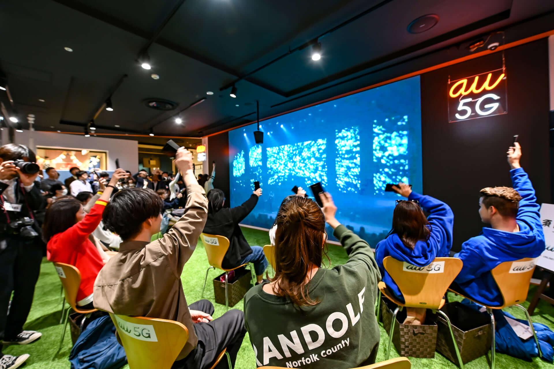 渋谷が5G×エンタメで盛り上がる!「渋谷5Gエンターテイメントプロジェクト」始動|キックオフパーティーにダレン・エマーソン、Licaxxxら登場 music200128_5g_4930-1920x1279