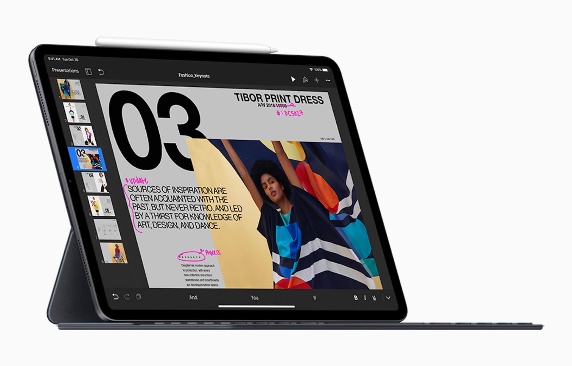 Apple、トラックパッド搭載のiPad Pro用新型Smart Keyboardを発表か?3月末登場のうわさ tech200228_ipadpro_1