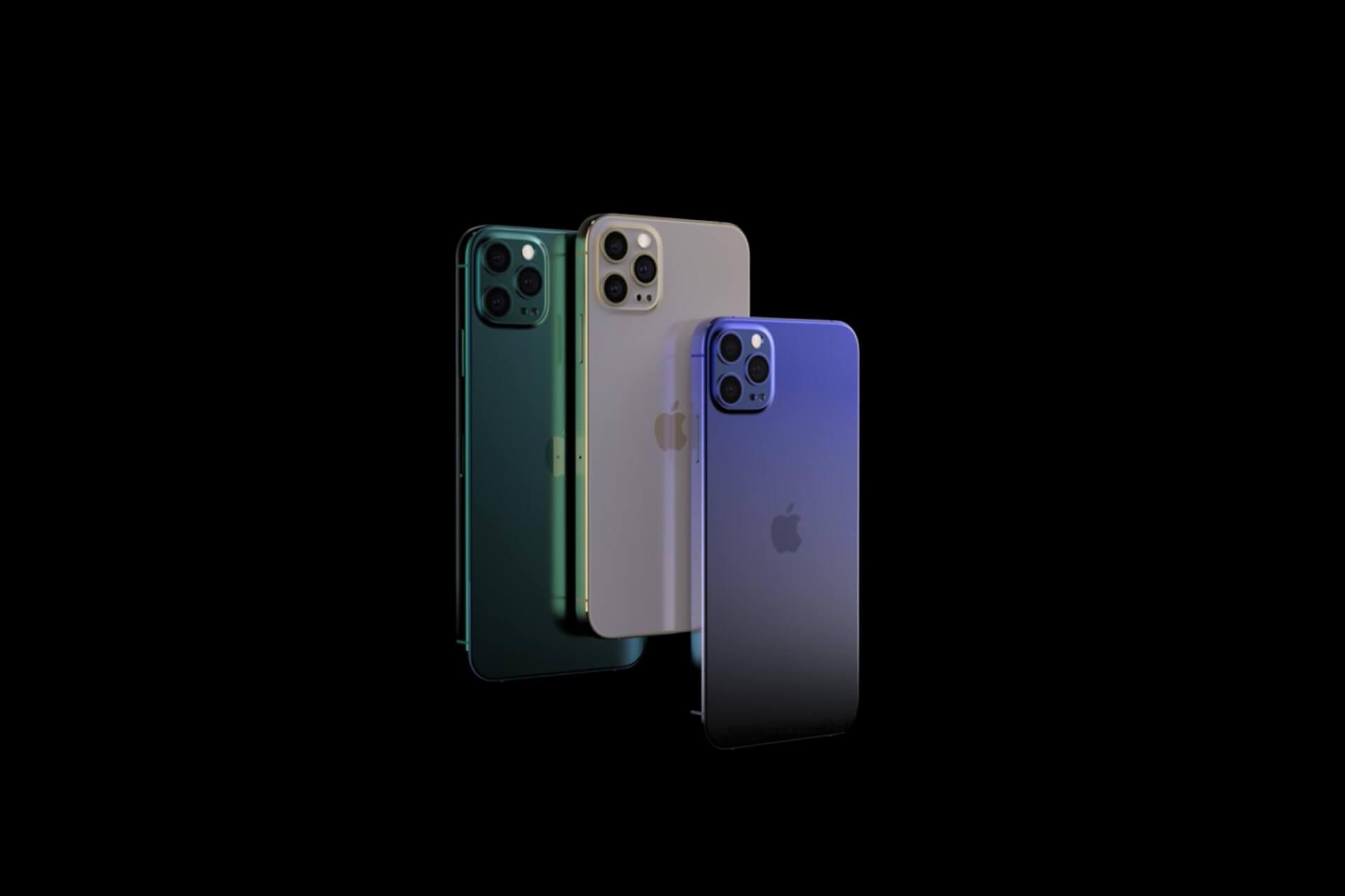 5G対応とうわさのiPhone 12は水中でも操作可能?感圧センサー搭載の可能性 tech200302_iphone12_main