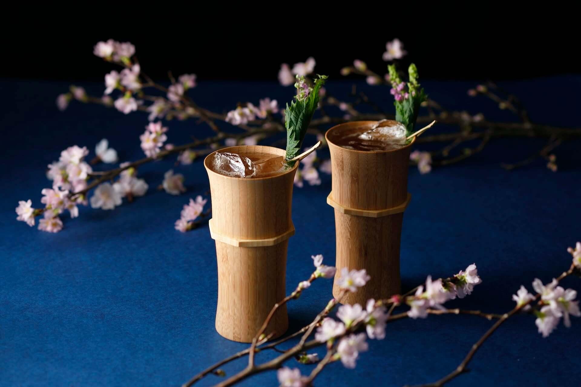 """世界第5位に輝いたバーテンダーによる""""サスティナブル""""な桜カクテルが登場!ホテルニューオータニ東京・Bar Capriにて期間限定で提供開始 gourmet200302_sakurafizz_1-1920x1280"""