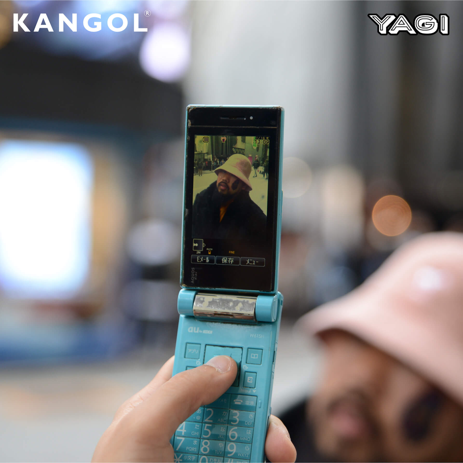 KANGOLがオカモトレイジ率いる「YAGI EXHIBITION」とコラボ|YAGIを配したオリジナルハット発売 life200302_yagi_kangol_12