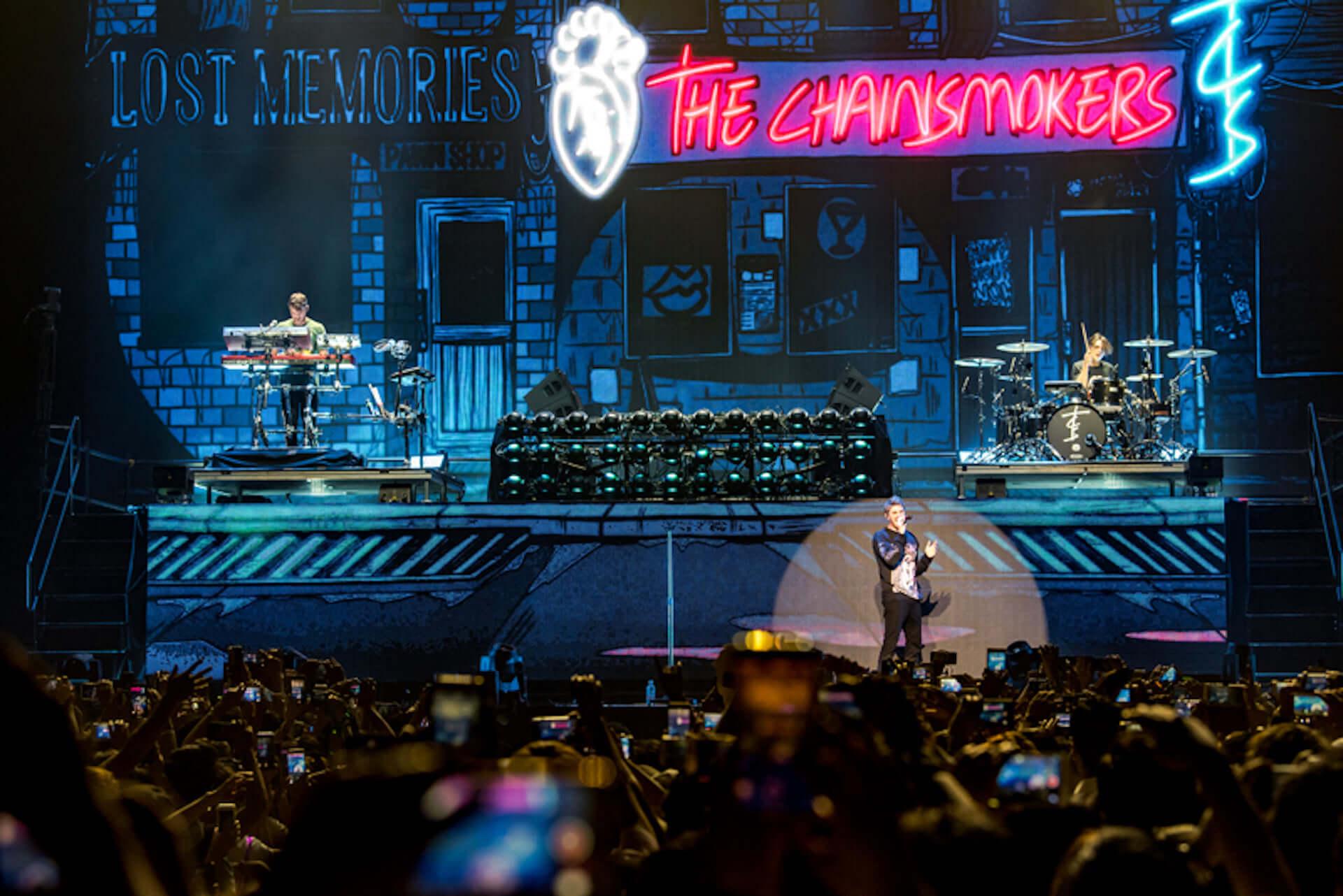 日本のトップ・キュレーター/DJ、TJOがThe Chainsmokersの最新アルバム『ワールド・ウォー・ジョイ』をプレイヤー目線で徹底検証 music0307_chainsmokers_05-1920x1282