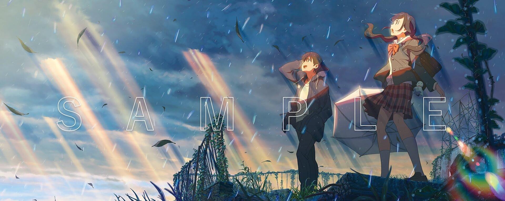 『天気の子』新海誠監督らスタッフによる、映画のその後を思わせるBlu-ray限定描き下ろしイラストが到着! film200303_tenkinoko_kakioroshi_01