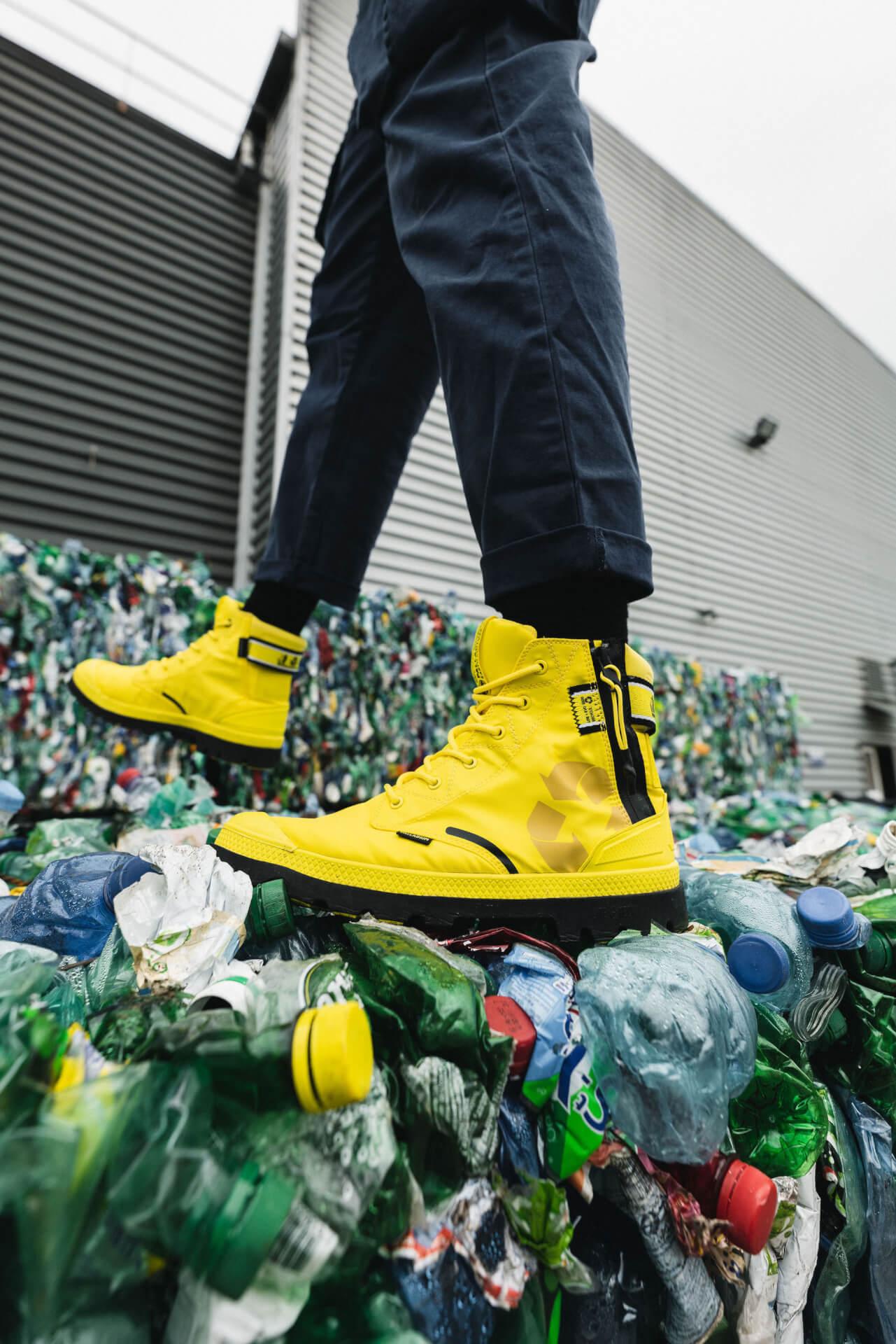 パラディウムから微生物の働きにより分解できる素材やペットボトルを使ったサスティナブルな防水ブーツ3モデルが登場! lf200305_palladiumrcycl_04