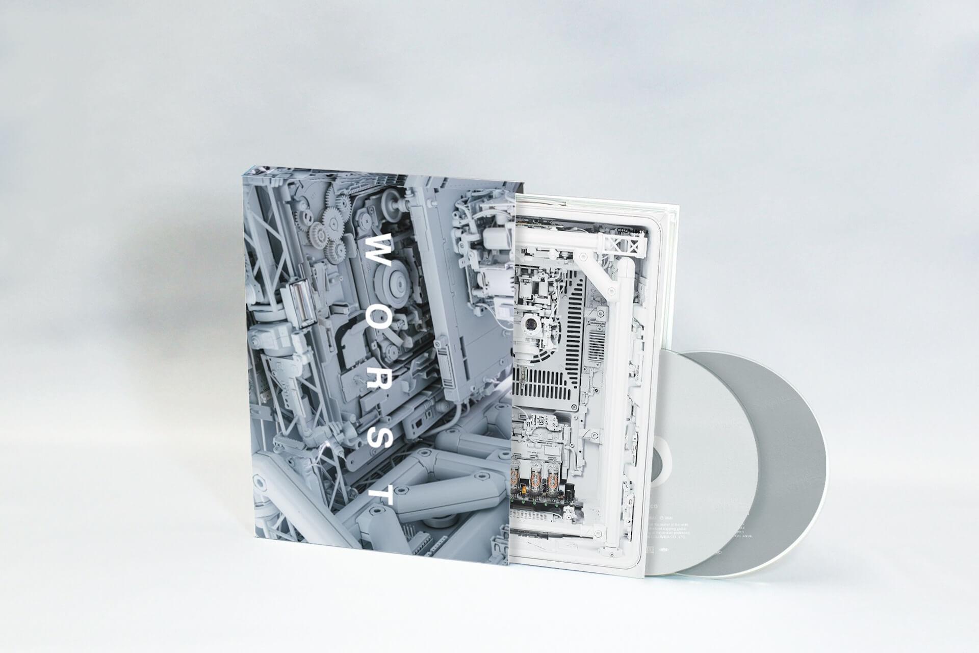 現在の活動から引退を発表したKOHHがニューアルバム『worst』を発表|引退表明した<KOHH Live in Concert>完全収録のコンプリートボックスも music200305_kohh_4