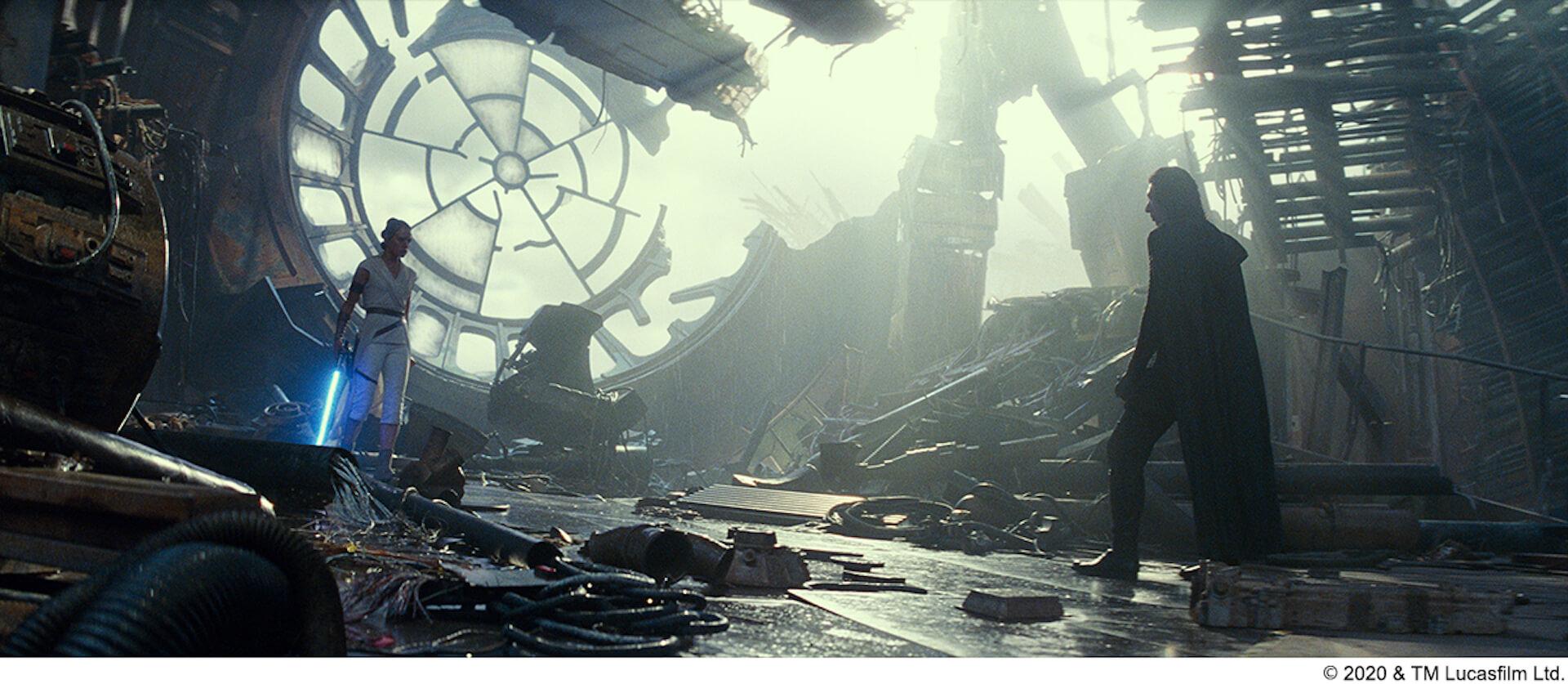 ついに『スター・ウォーズ/スカイウォーカーの夜明け』のMovieNEXが登場!サーガ全9作をコンプリートしたBOX盤も発売 video200306_starwars_bluray_1