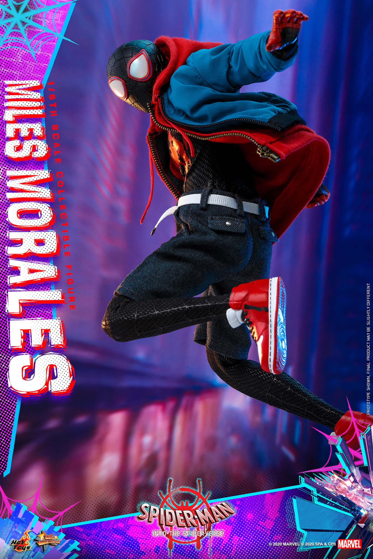 ついに『スパイダーマン:スパイダーバース』のマイルス・スパイダーマンがフィギュアに!ホットトイズ「ムービー・マスターピース」シリーズ新登場 film200310_spiderman_1-1920x2880