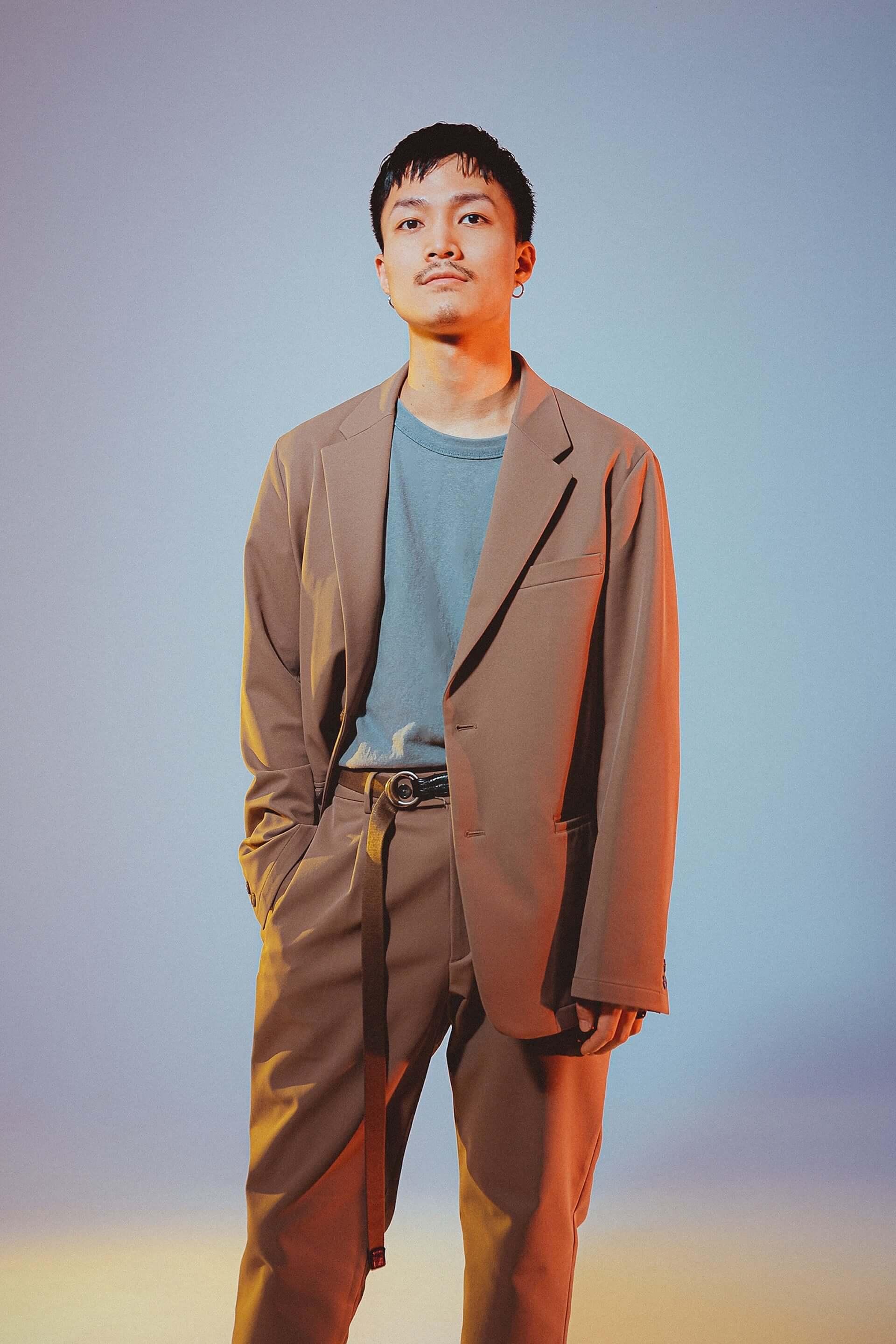 Kan SanoをフィーチャーしたShin Sakiuraの先行シングル「ほんとは feat. Kan Sano」が本日配信開始 music200311_shinsakiura_3-1920x2879