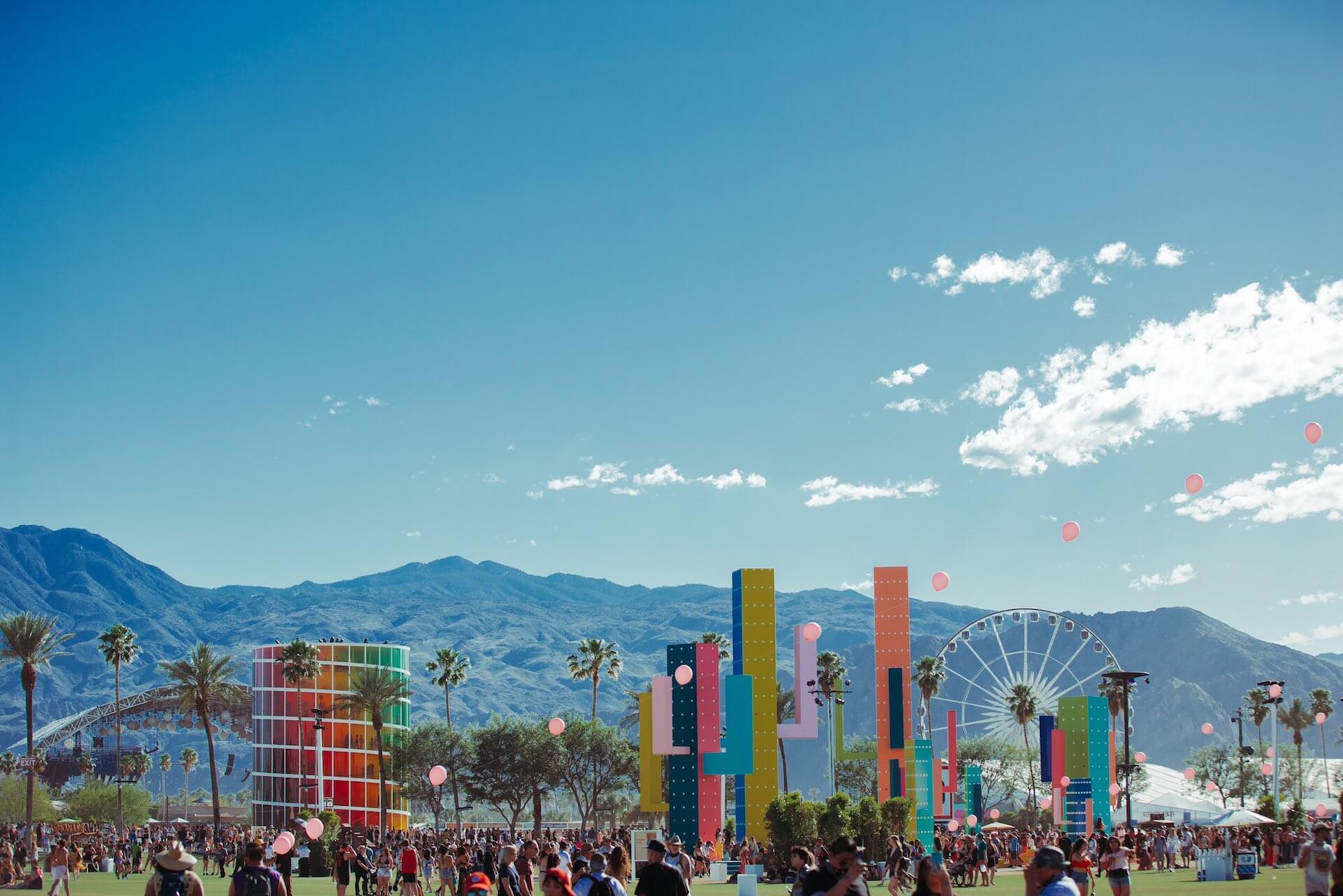 <Coachella 2020>、新型コロナウイルス感染症の影響により中止を発表 10月に延期を検討中 music200311_coachella_main