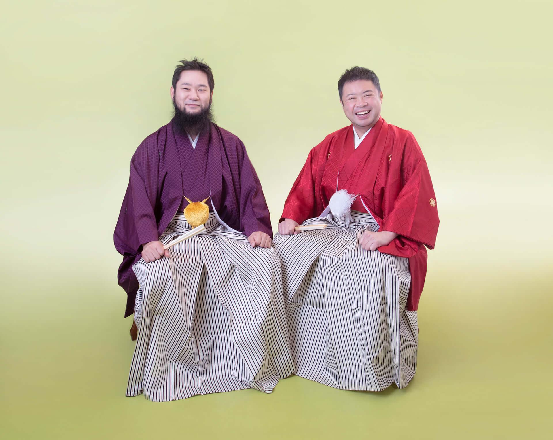 サイプレス上野とロベルト吉野が、地元横浜のレジェンドMighty CrownのSAMI-T、AISHAとのコラボ楽曲を先行配信! music200311_sauroyo_1-1920x1528