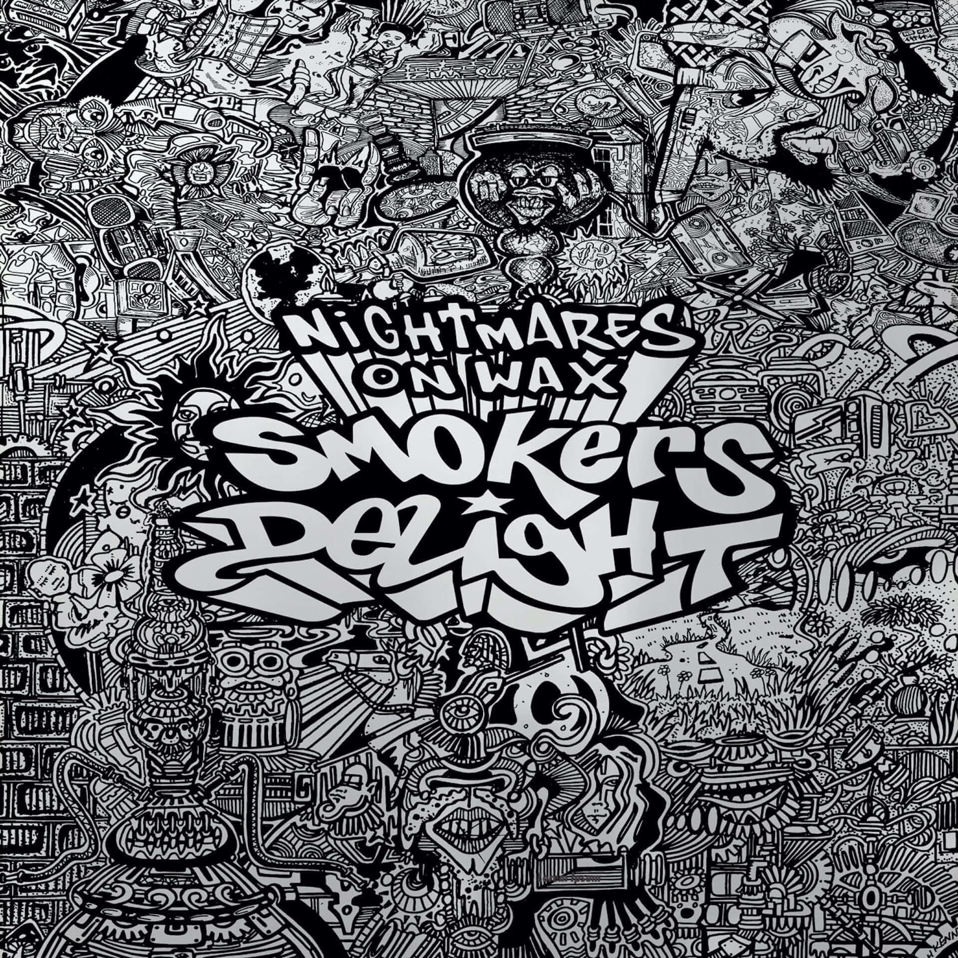 "Nightmares On Waxの新曲""Aquaself""が公開!〈Warp〉の歴史的名作『Smokers Delight』25周年記念盤より music200312_aquaself_3-1920x1920"