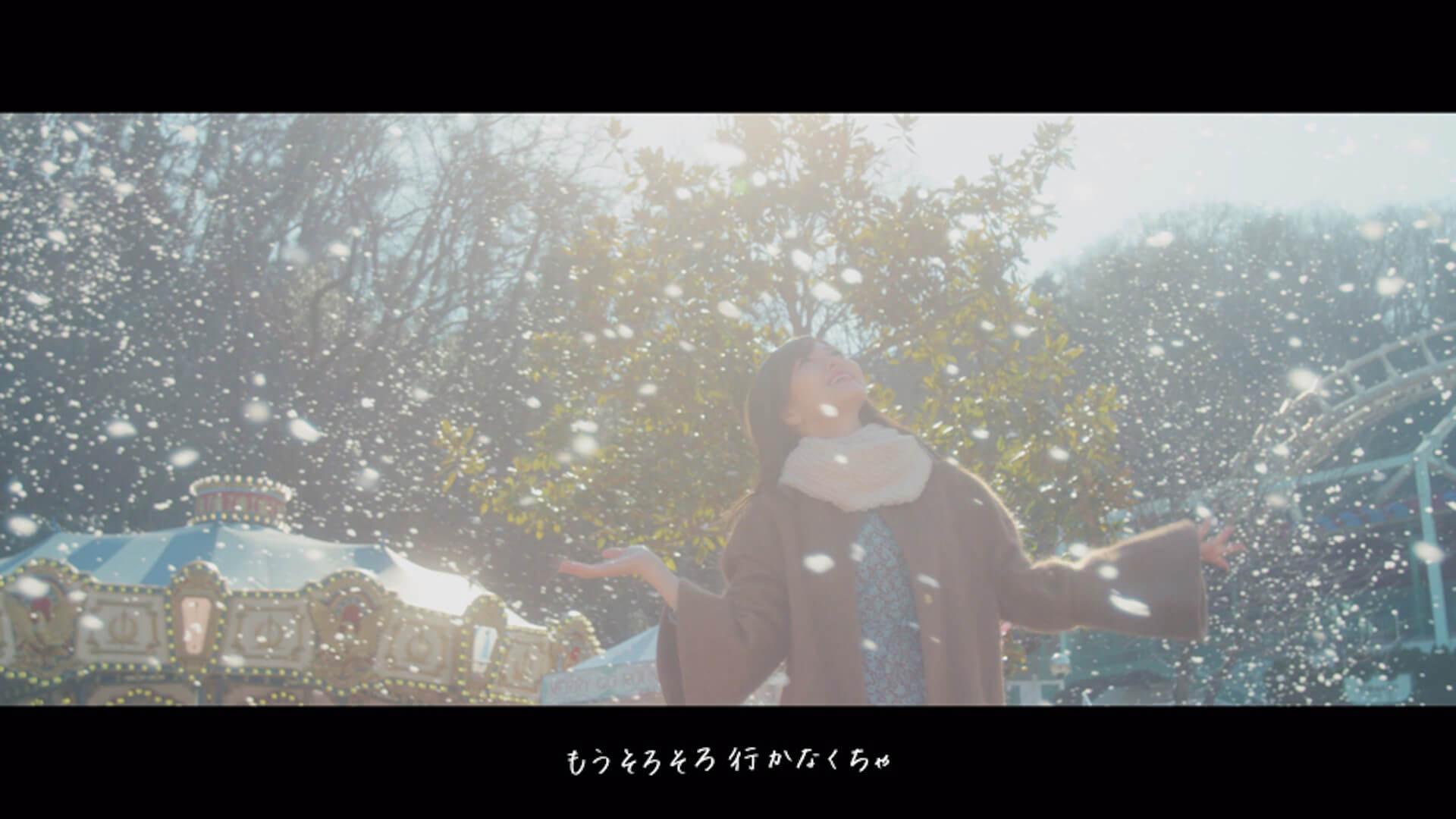 乃木坂46・白石麻衣ソロ曲「じゃあね。」のMVが解禁!「テレビの中の人だ」のセリフに感激 music200312_nogizaka_shiraishimai_5